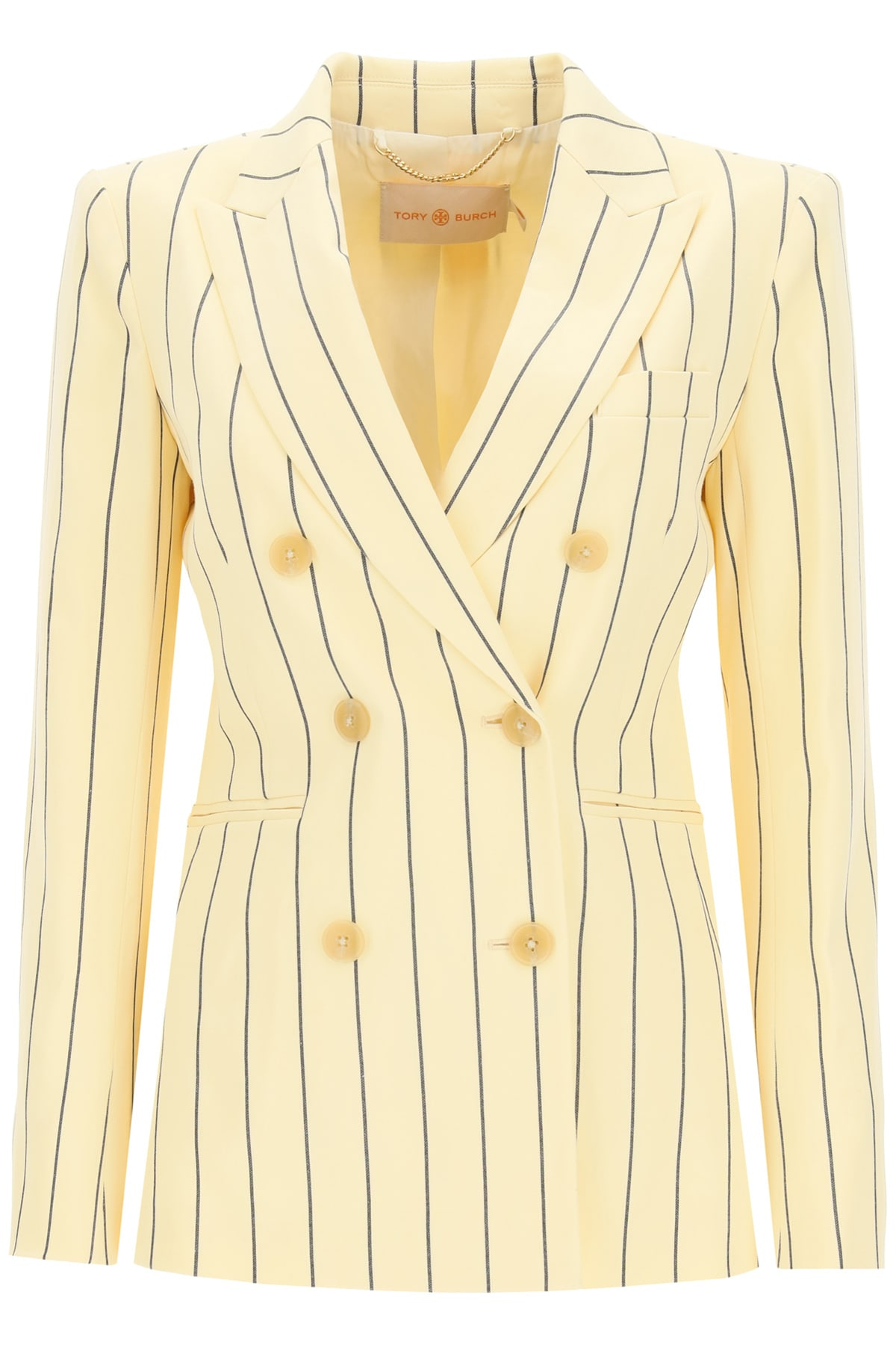 Tory Burch STRIPED BLAZER