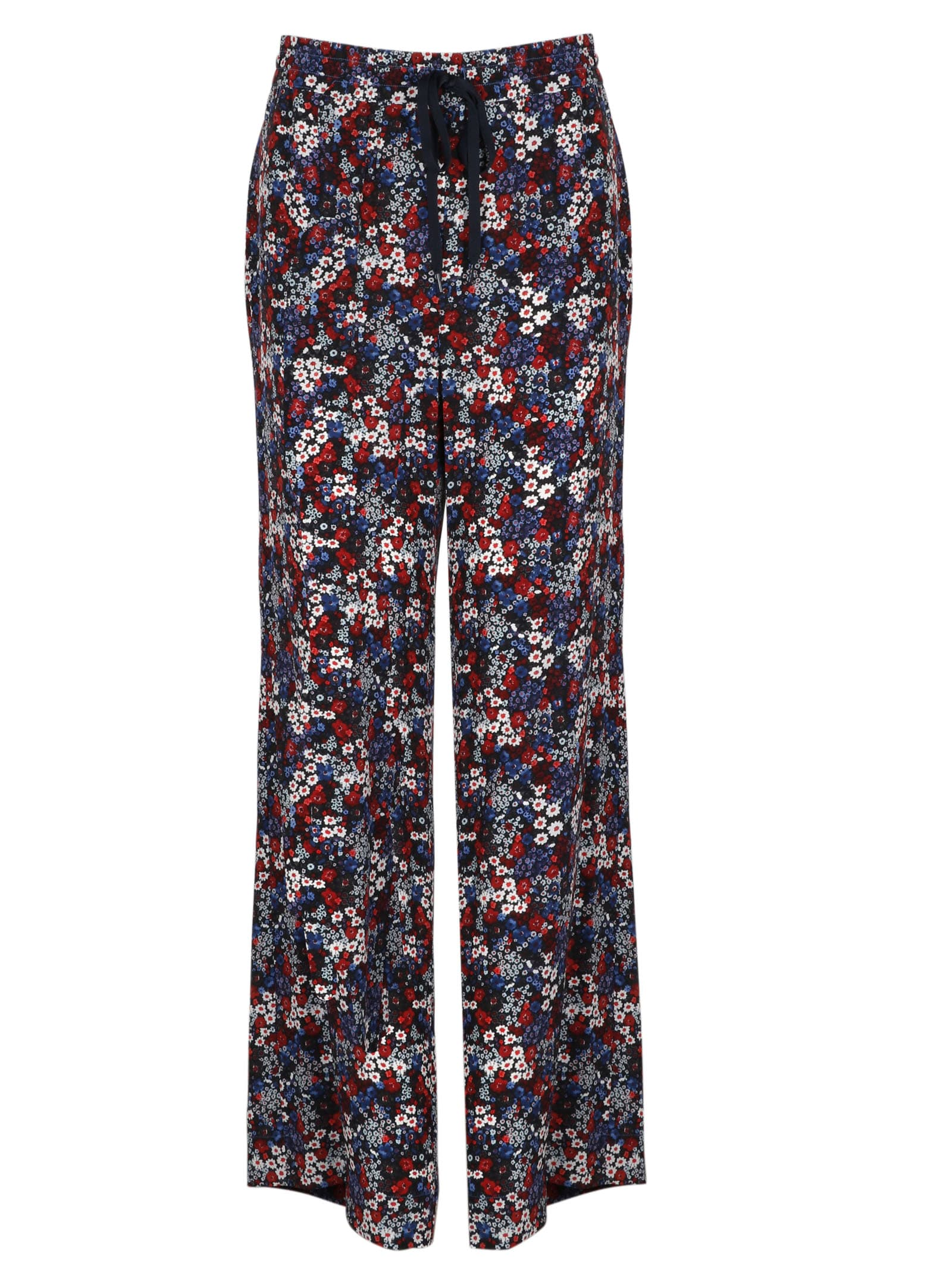 See By Chloé FLORAL MEADOW SOFT PANTS