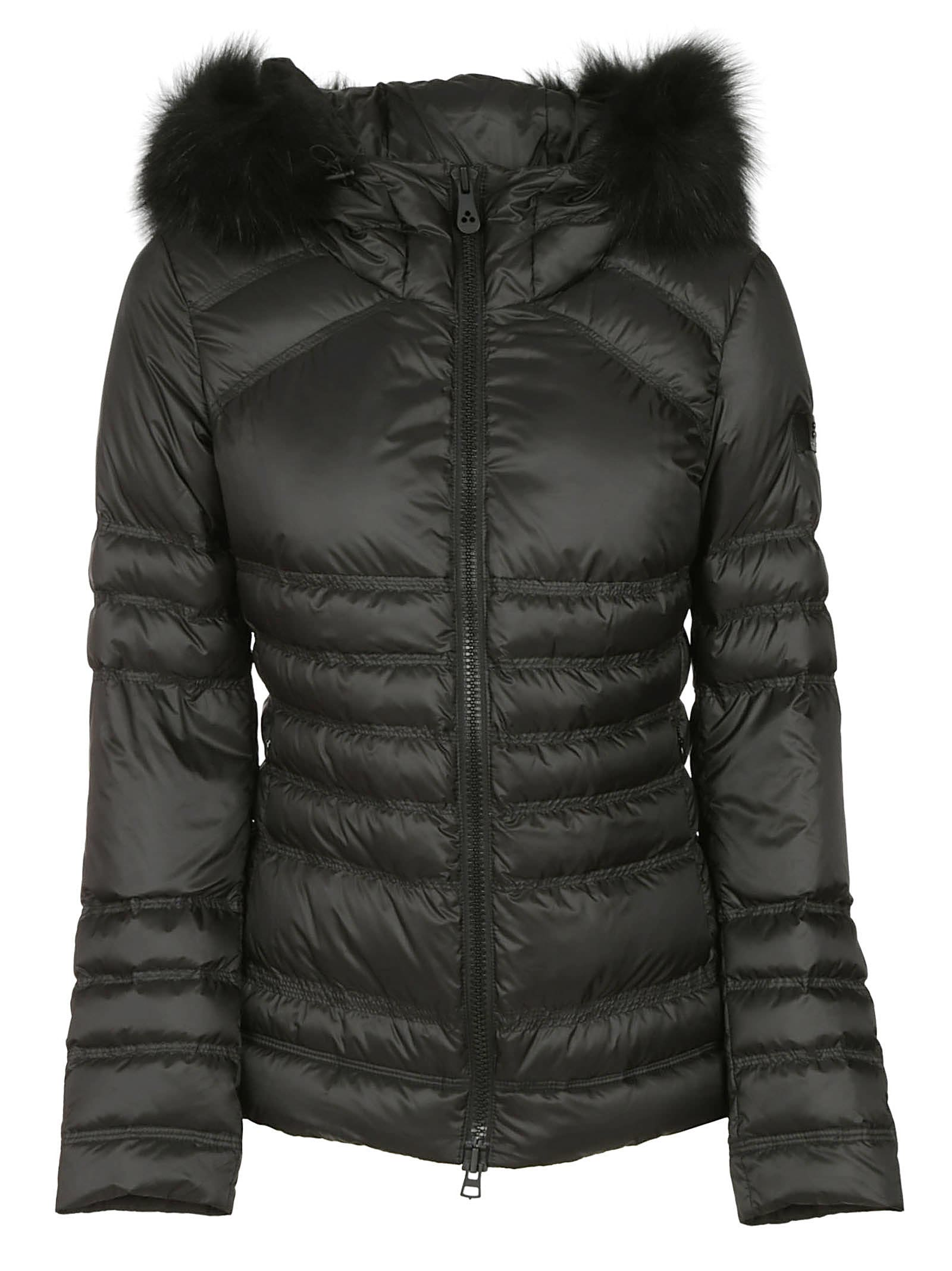 Peuterey Bell Fur Padded Jacket