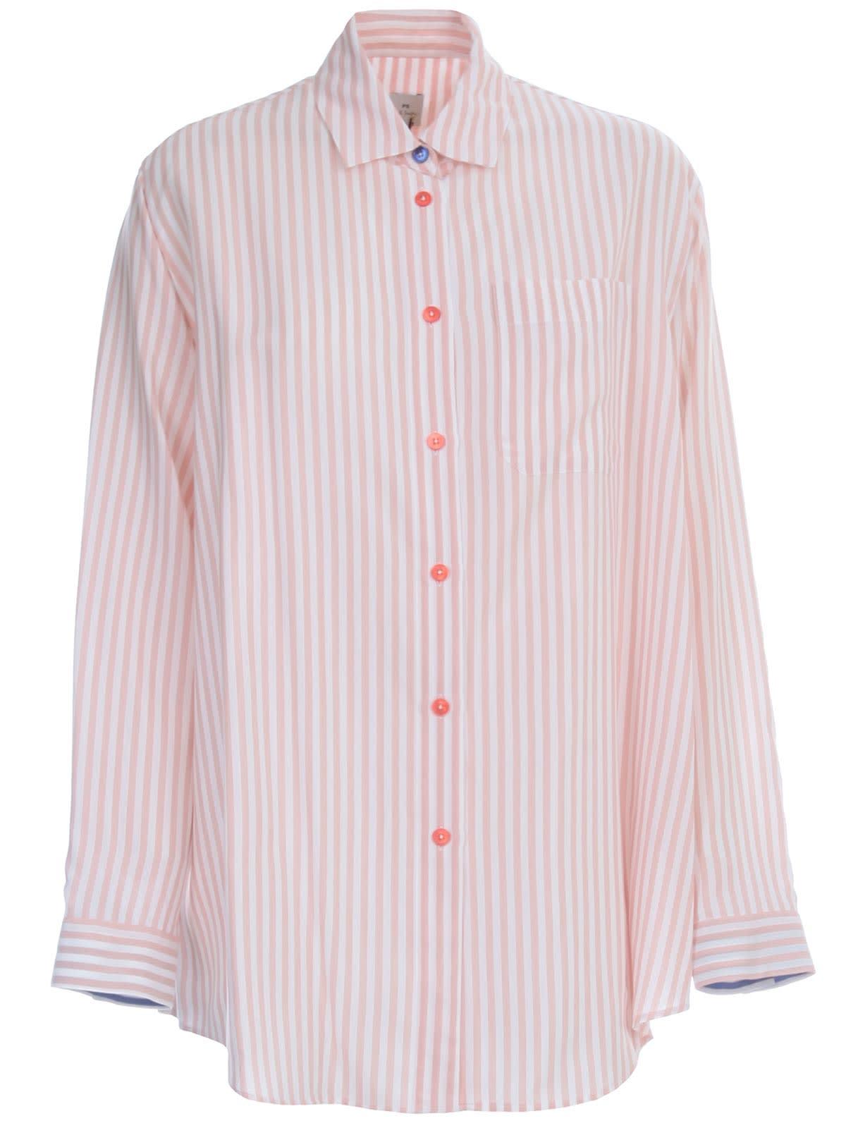Paul Smith Shirt Over W/pocket