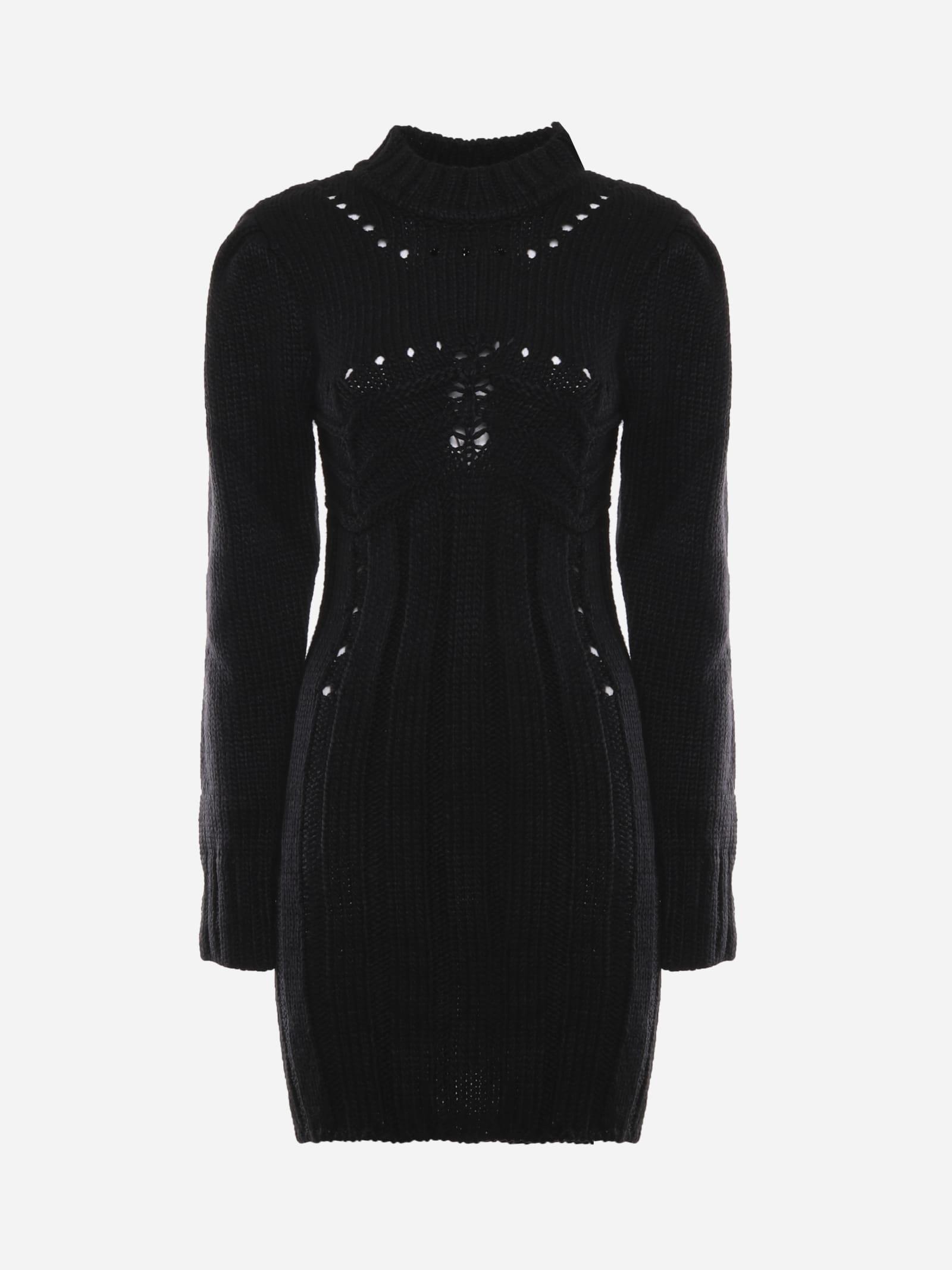 Jules Ribbed Knit Dress