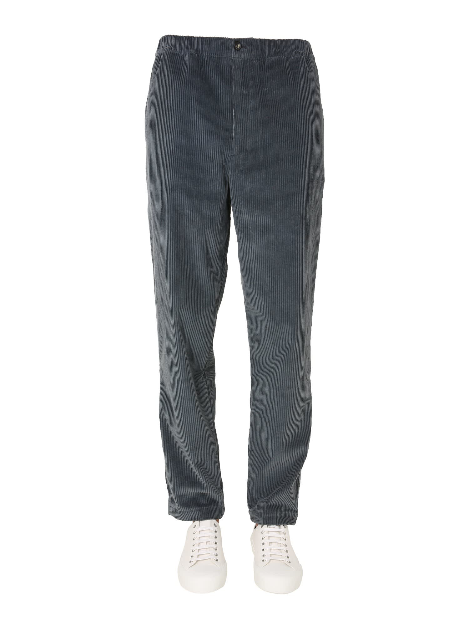 Kenzo Cottons CROPPED TROUSERS