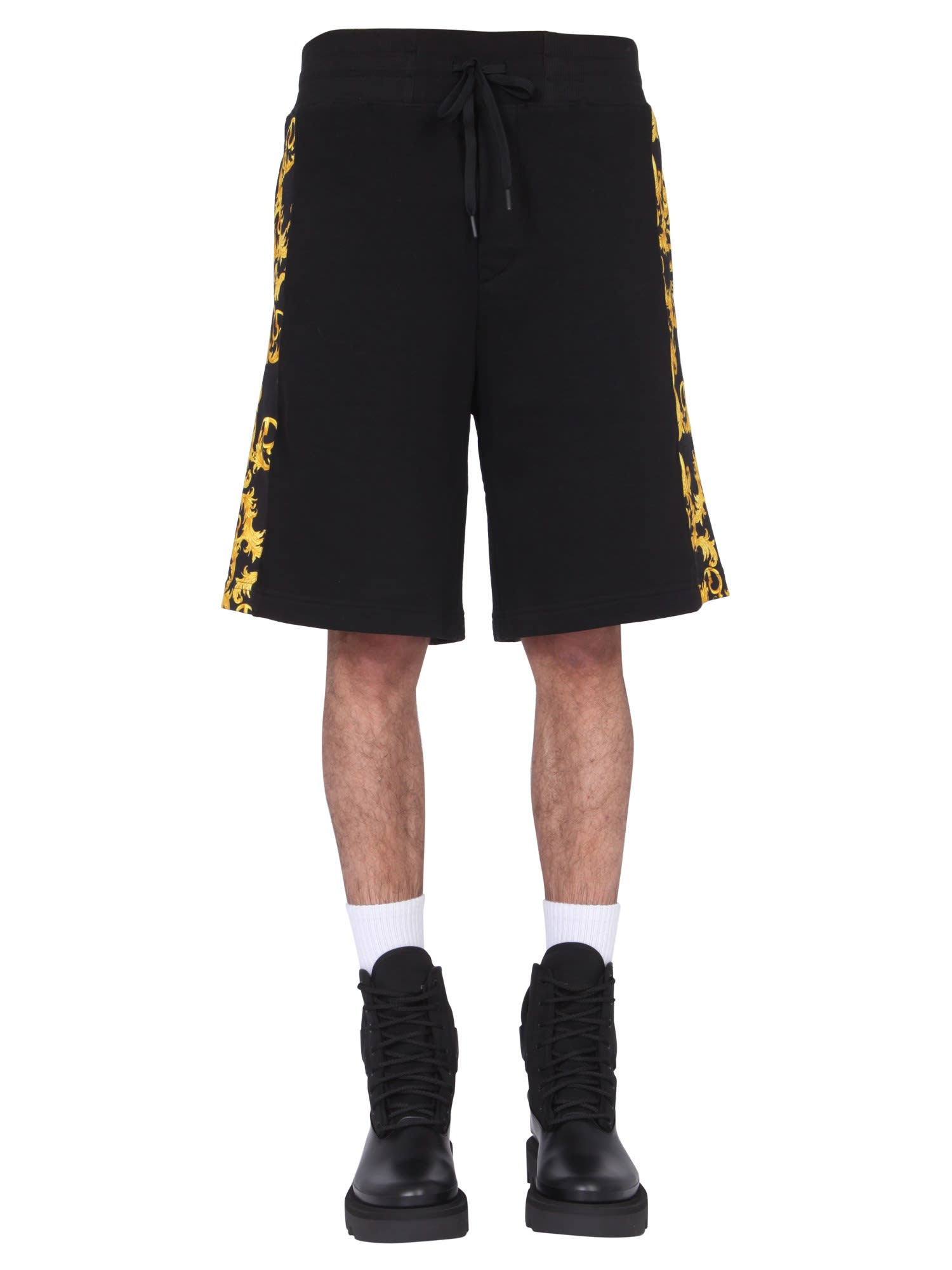 Versace Jeans Couture Clothing PRINTED BERMUDA