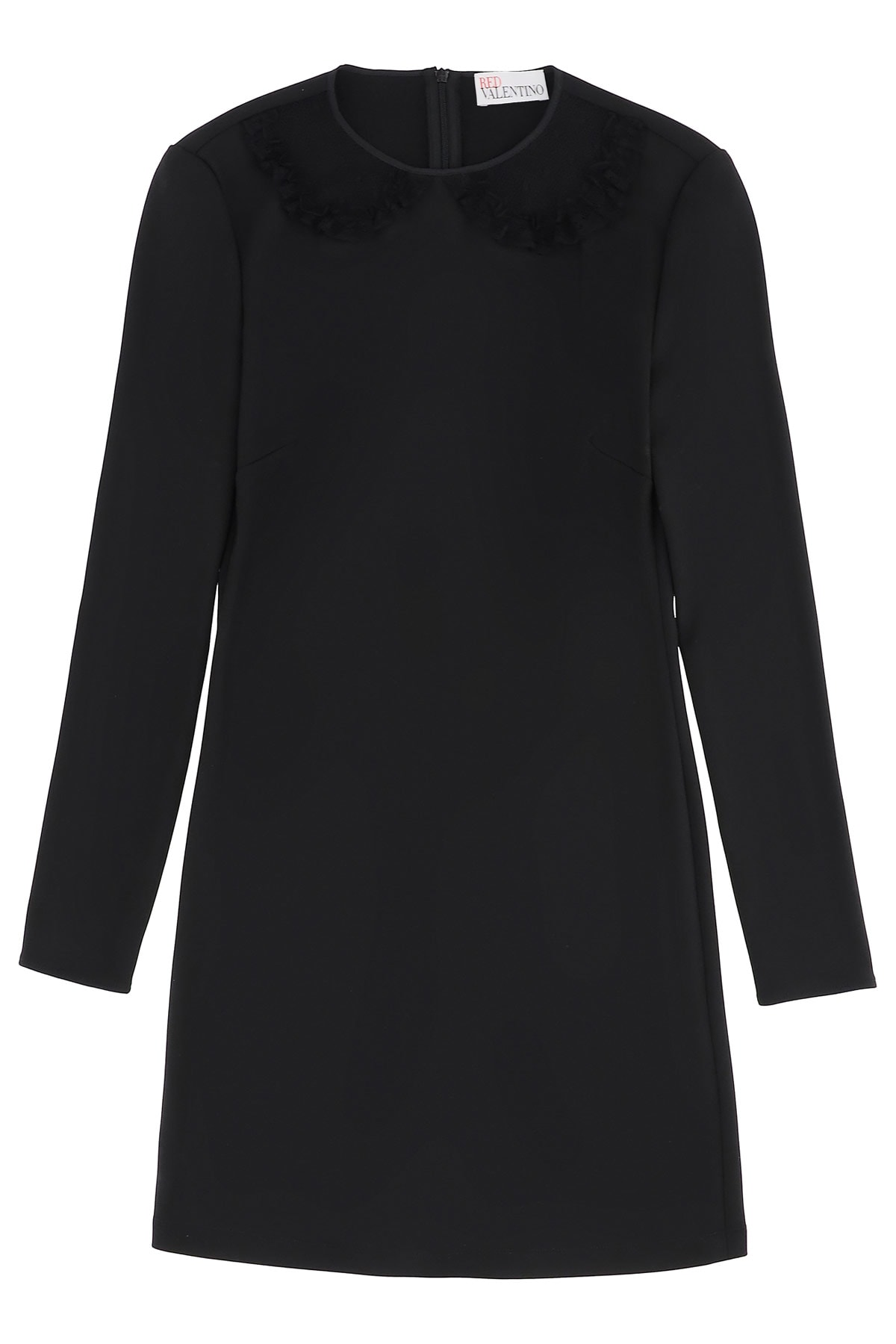 Buy RED Valentino Cady Tech Mini Dress online, shop RED Valentino with free shipping