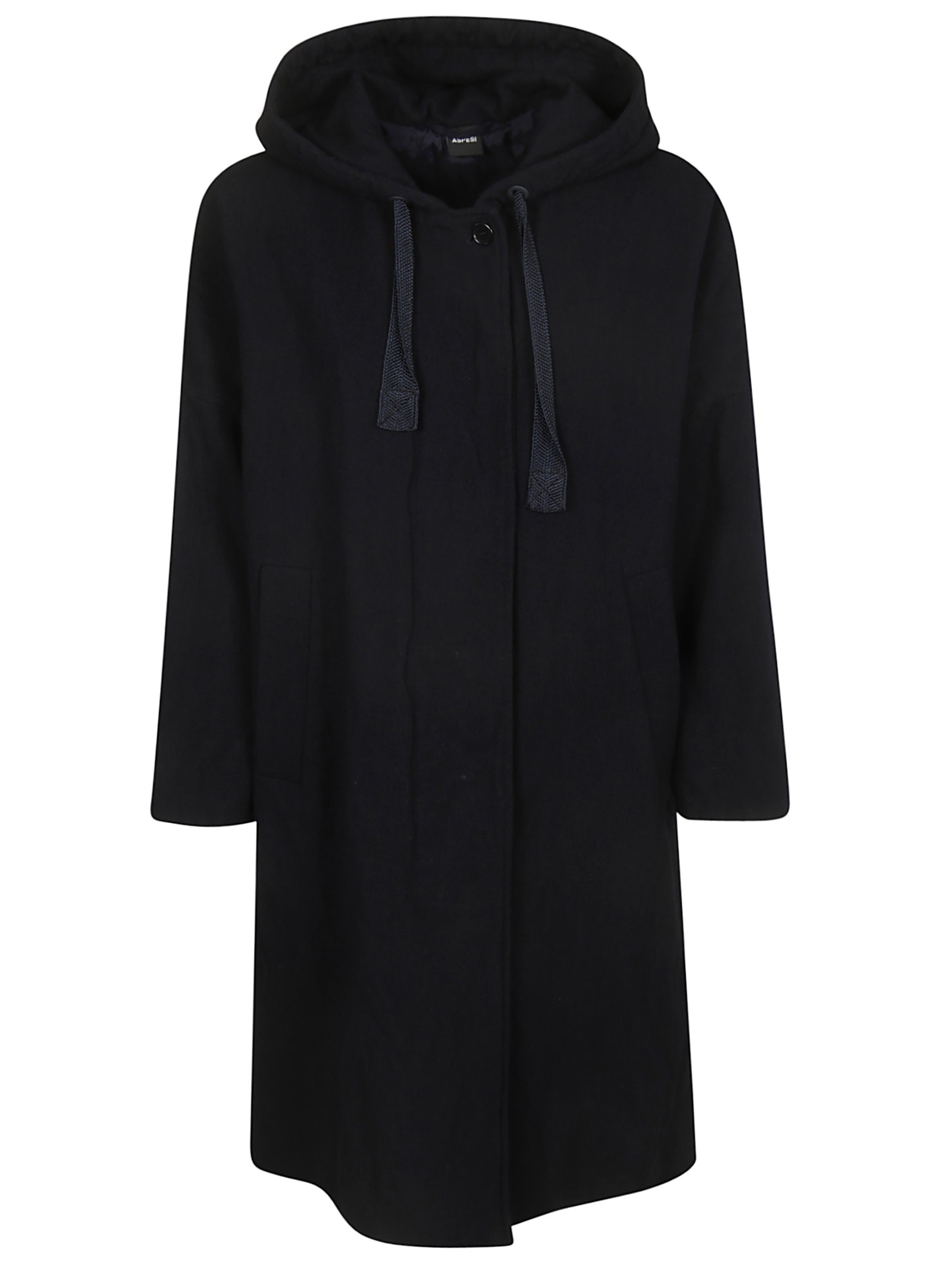 Photo of  Aspesi Drawstring Hood Parka- shop Aspesi jackets online sales