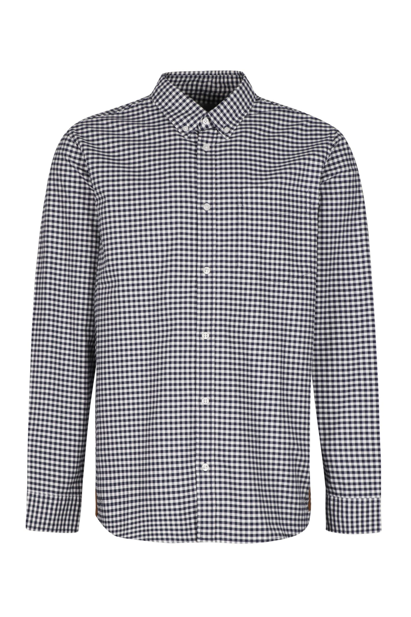 Bintley Checked Cotton Shirt