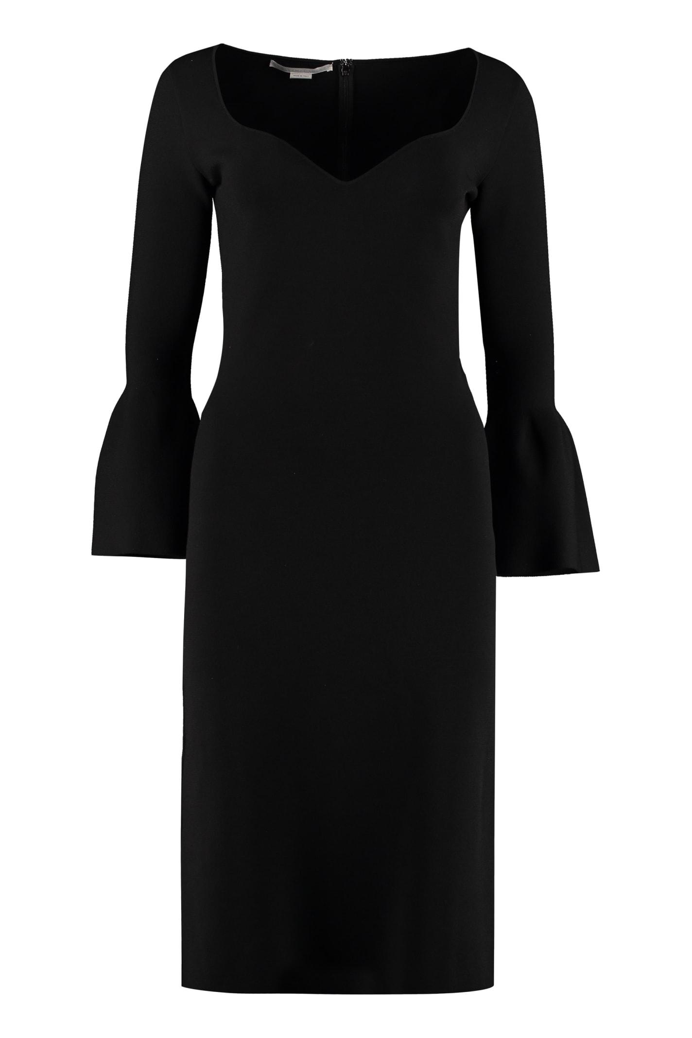 Stella McCartney Jersey Sheath Dress