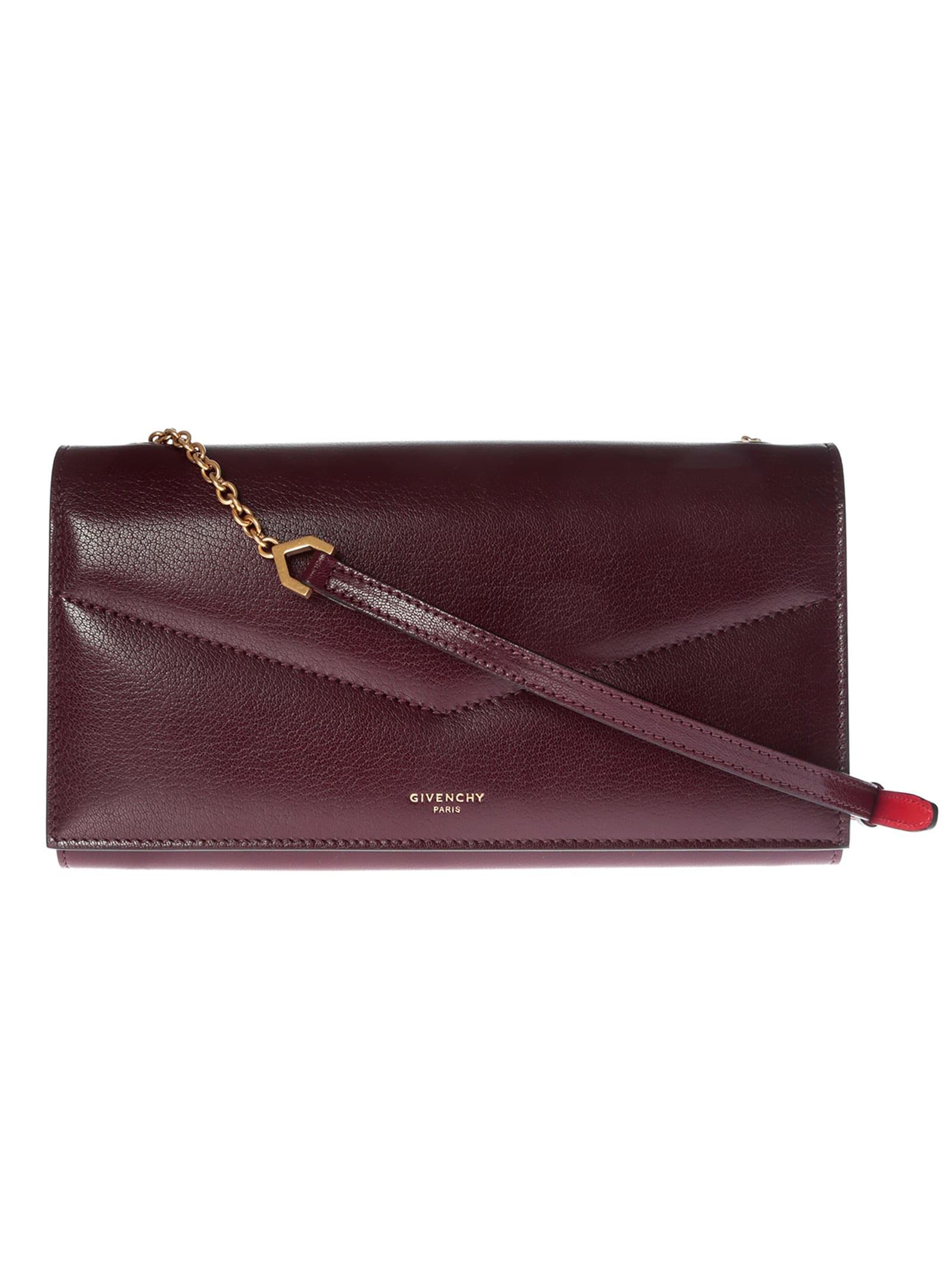 6d718b66caa Givenchy Edge Chain Wallet