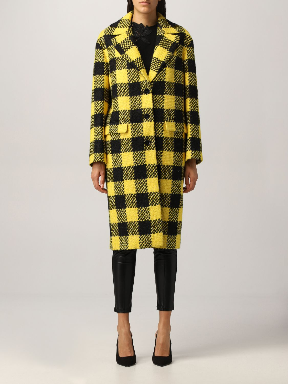 Ermanno Scervino Coat Coat Women Ermanno Scervino