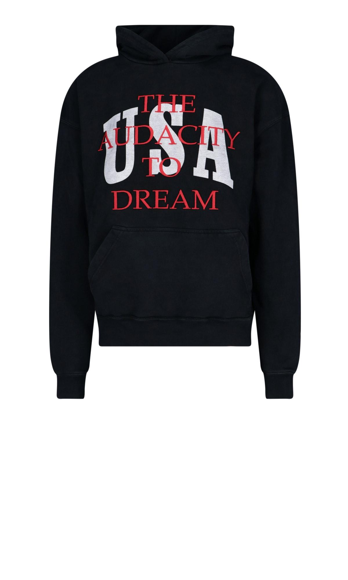 Rhude Sweater In Black