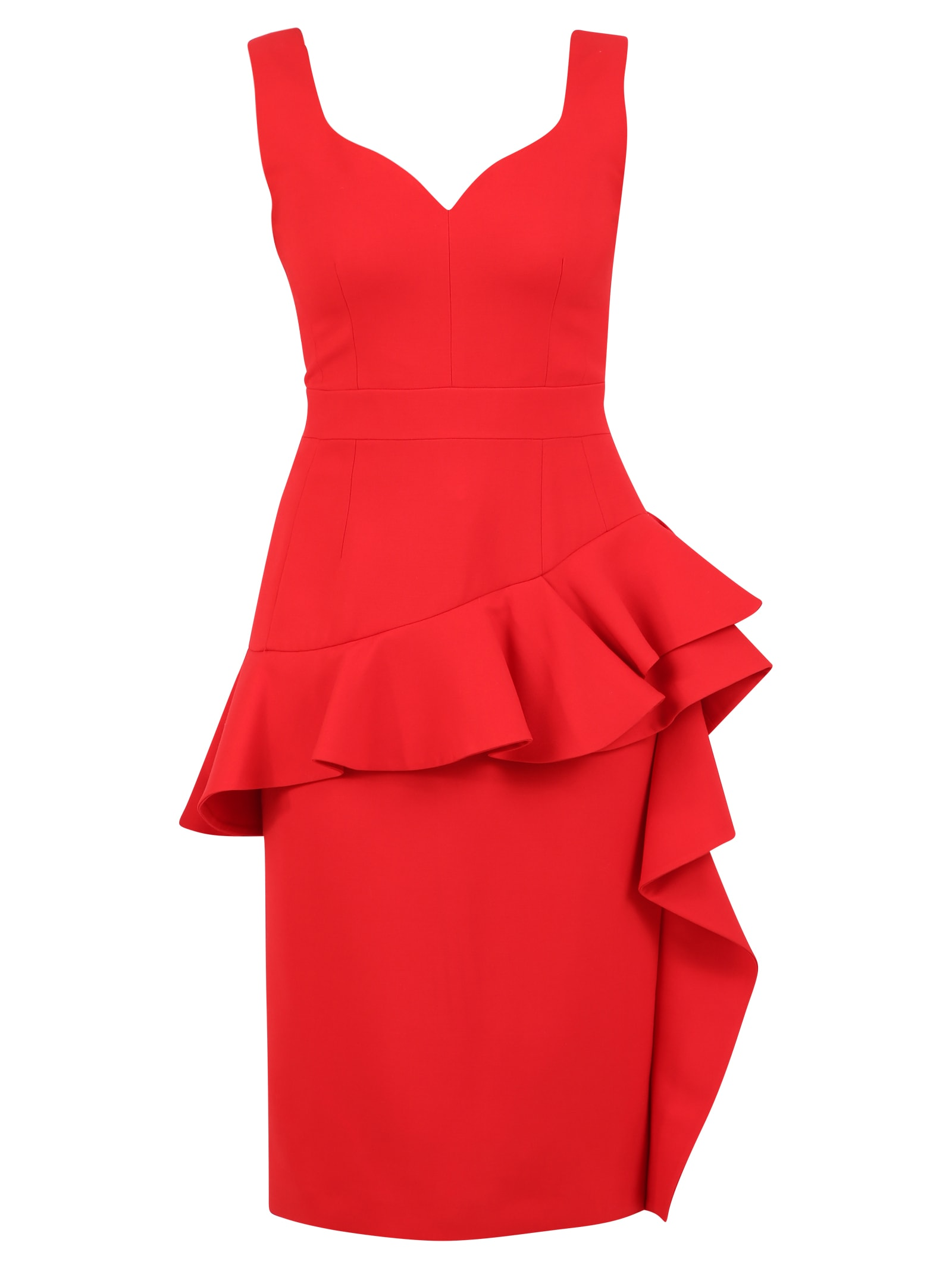 Buy Alexander McQueen Ruched Dress online, shop Alexander McQueen with free shipping