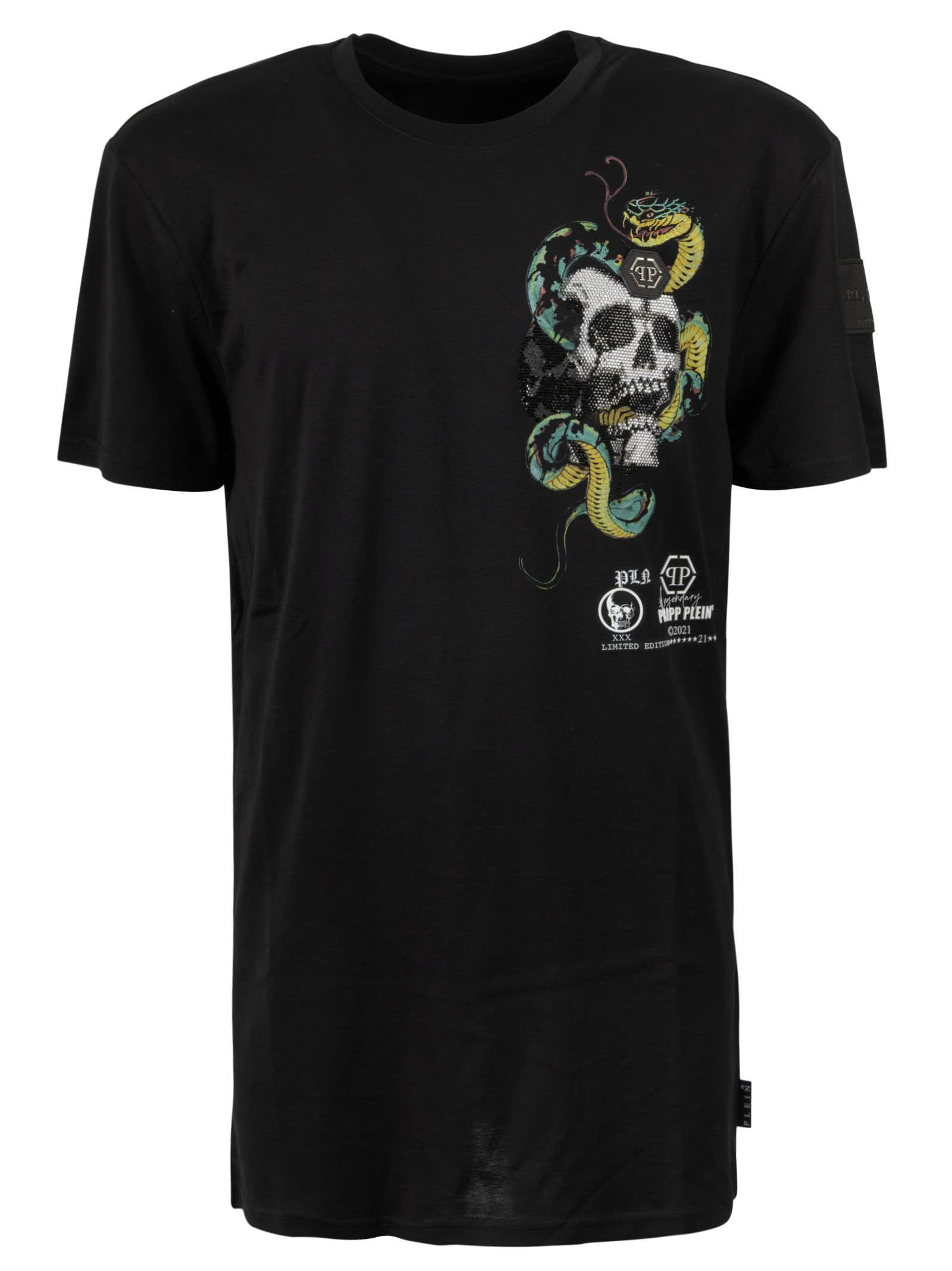 Philipp Plein T-shirts TATTOO T-SHIRT