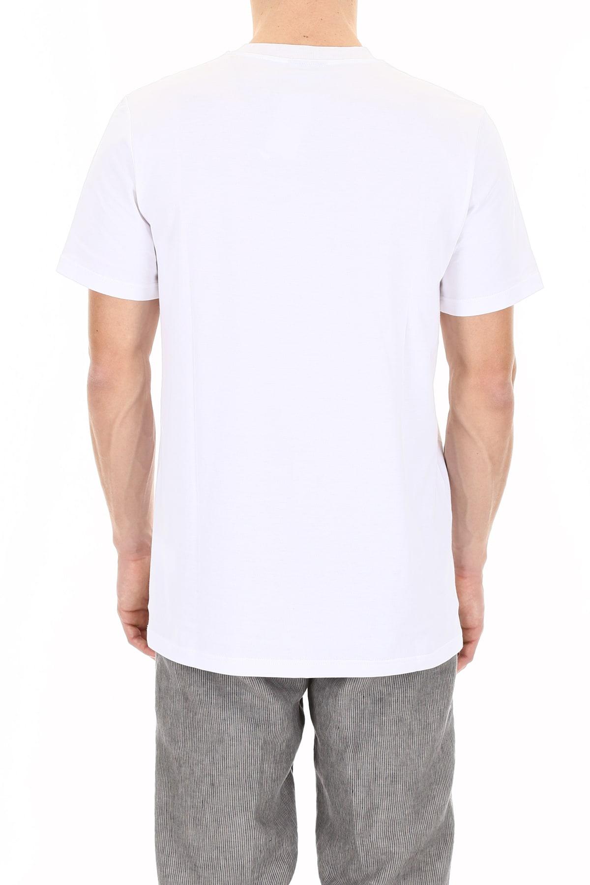 c423c7ca37f Lanvin Tourist Landscape T-shirt