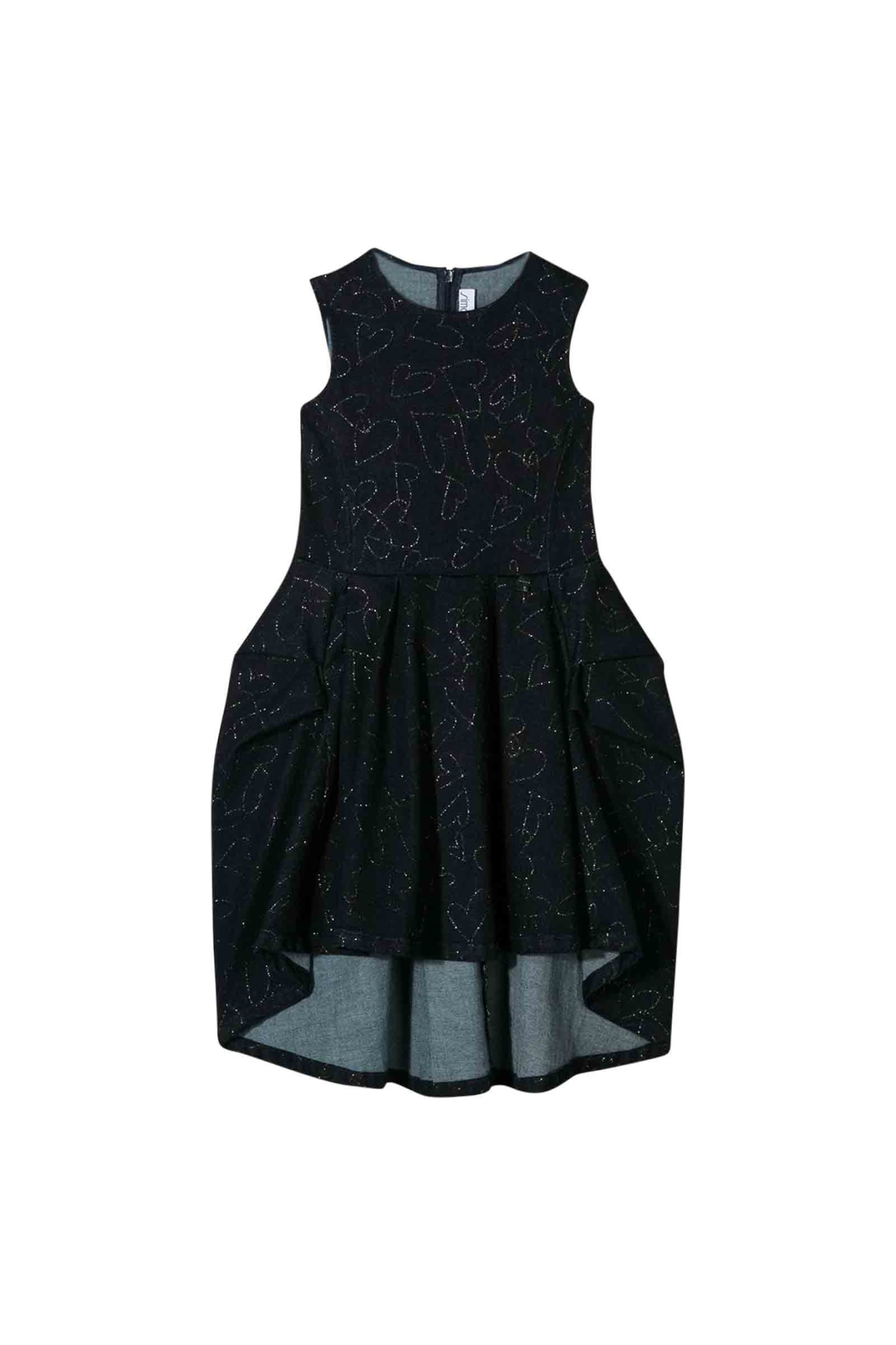 Simonetta Sleeveless Dress