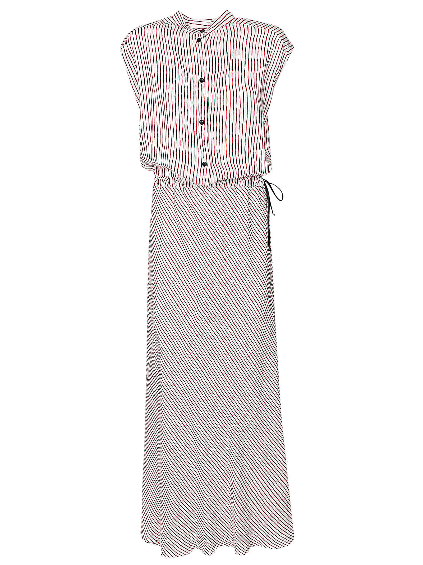 8PM Striped Dress