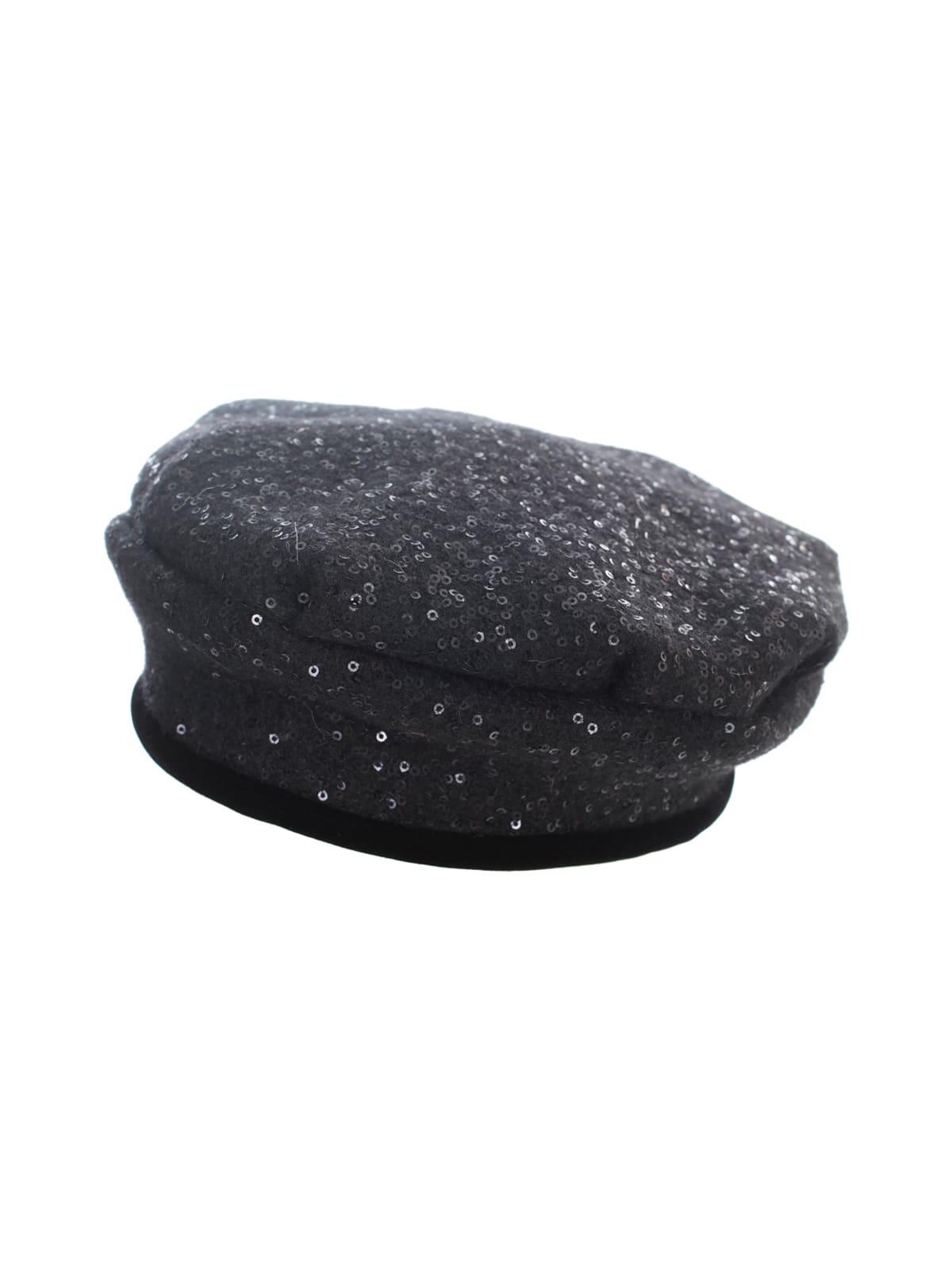 Woven Wool Hat