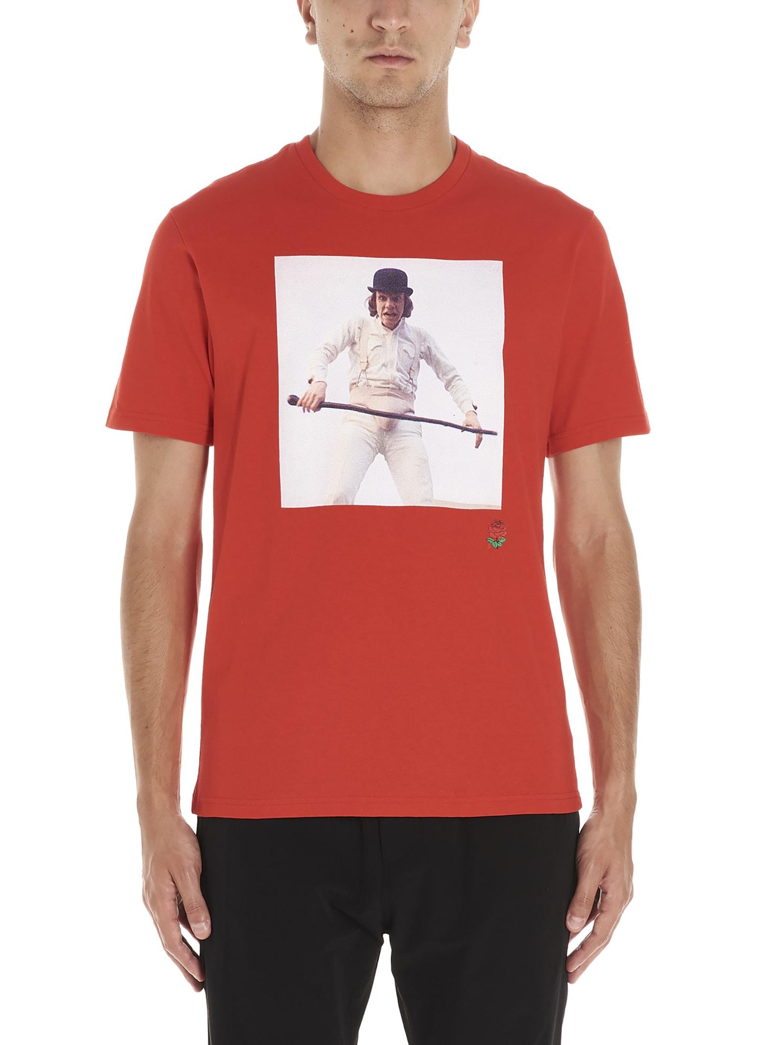 Undercover Jun Takahashi arancia Meccanica T-shirt
