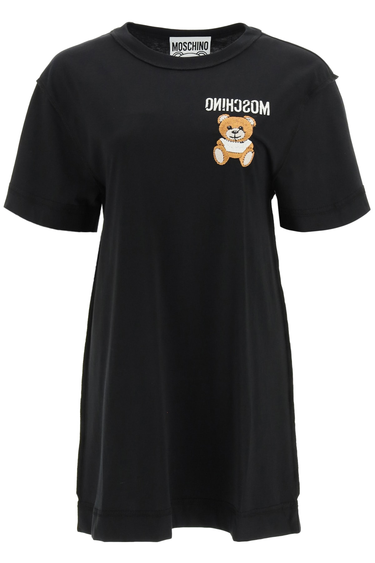Buy Moschino Sporty Dress Inside Out Teddy Bear online, shop Moschino with free shipping