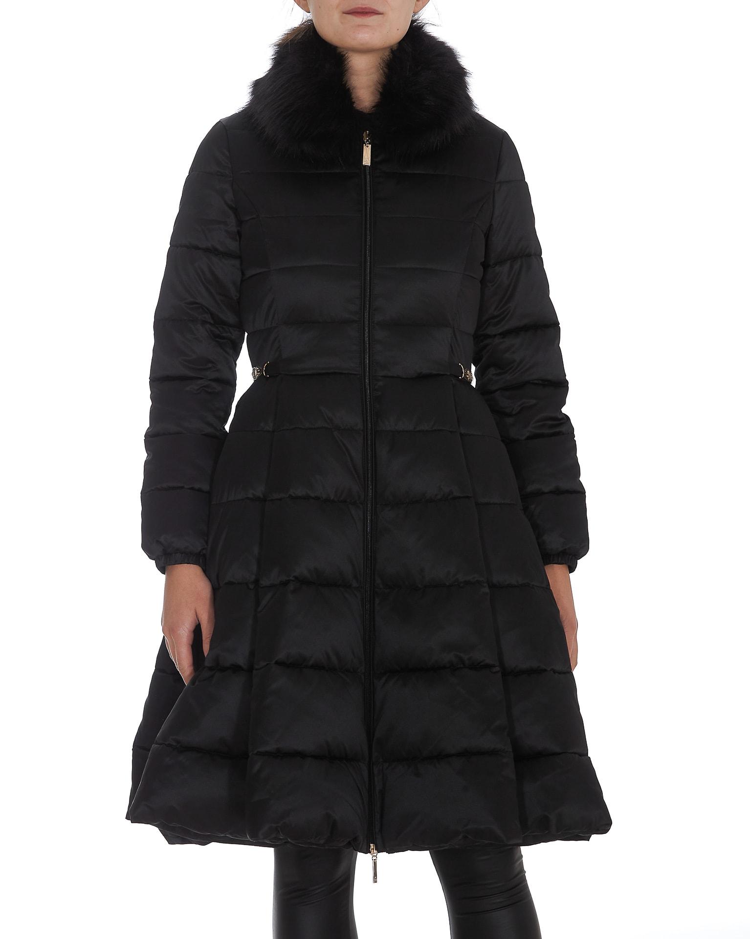 Elisabetta Franchi Jacket In Black