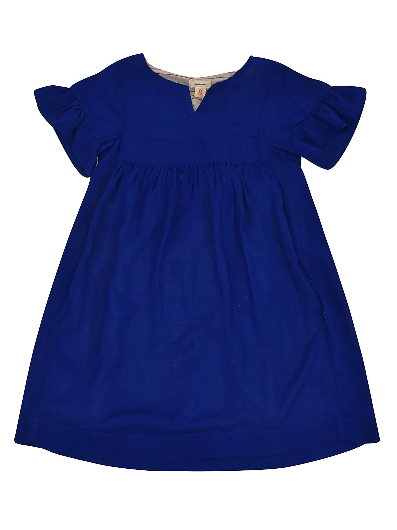 Bellerose Ruffled Sleeved Dress