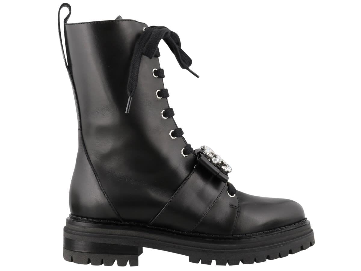 Sergio Rossi Sr Boots