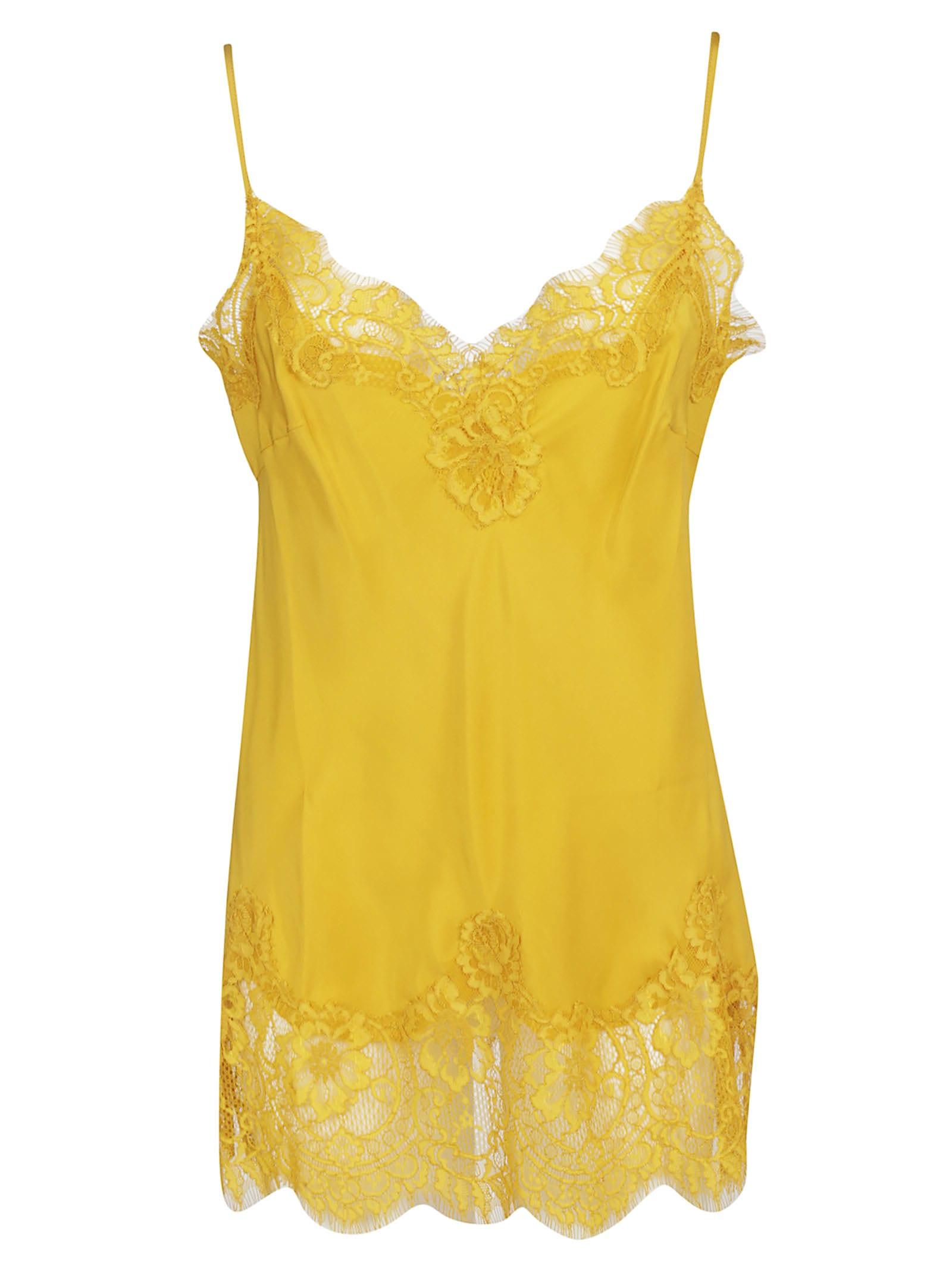 Gold Hawk Floral Lace Top