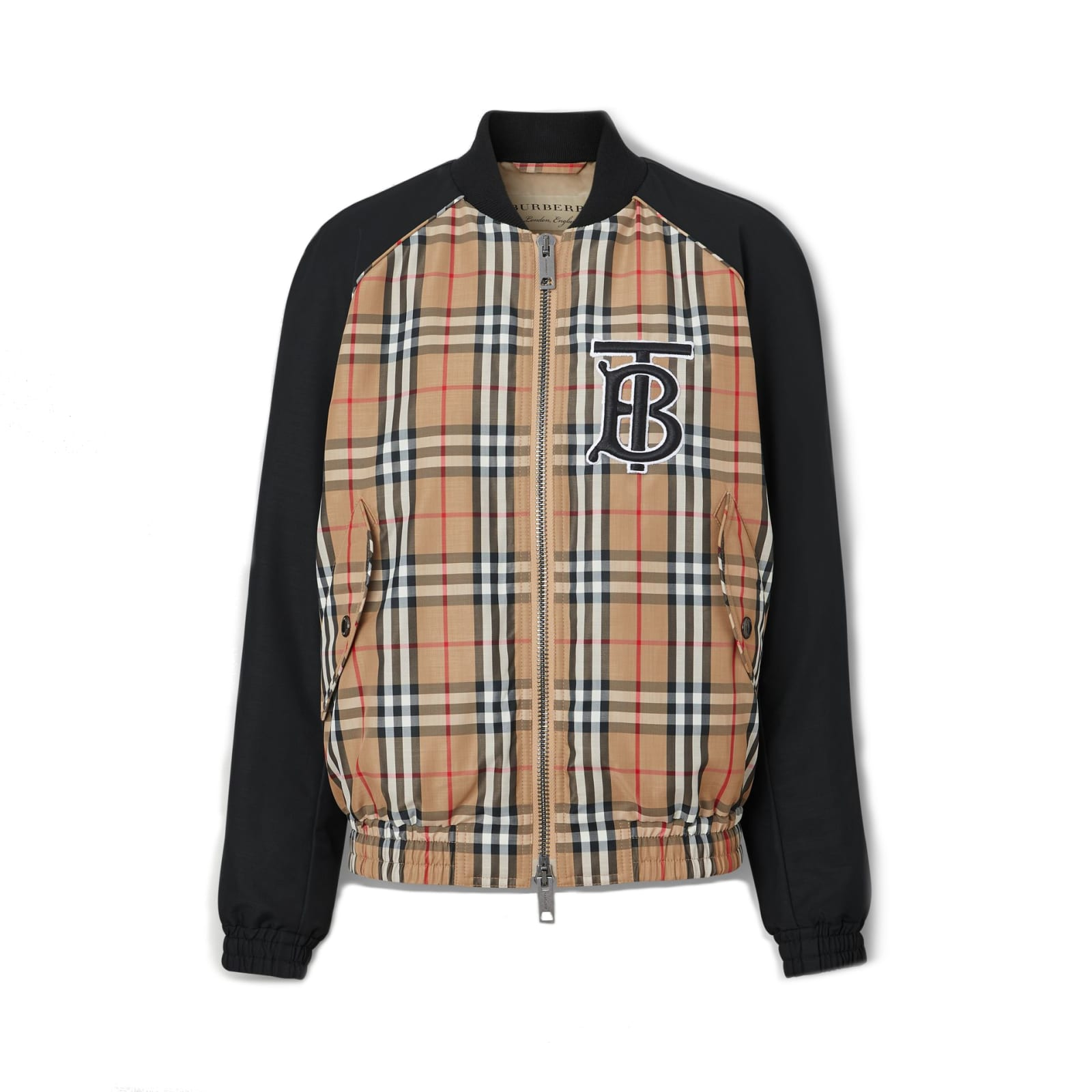Burberry Harlington Logo Jacket