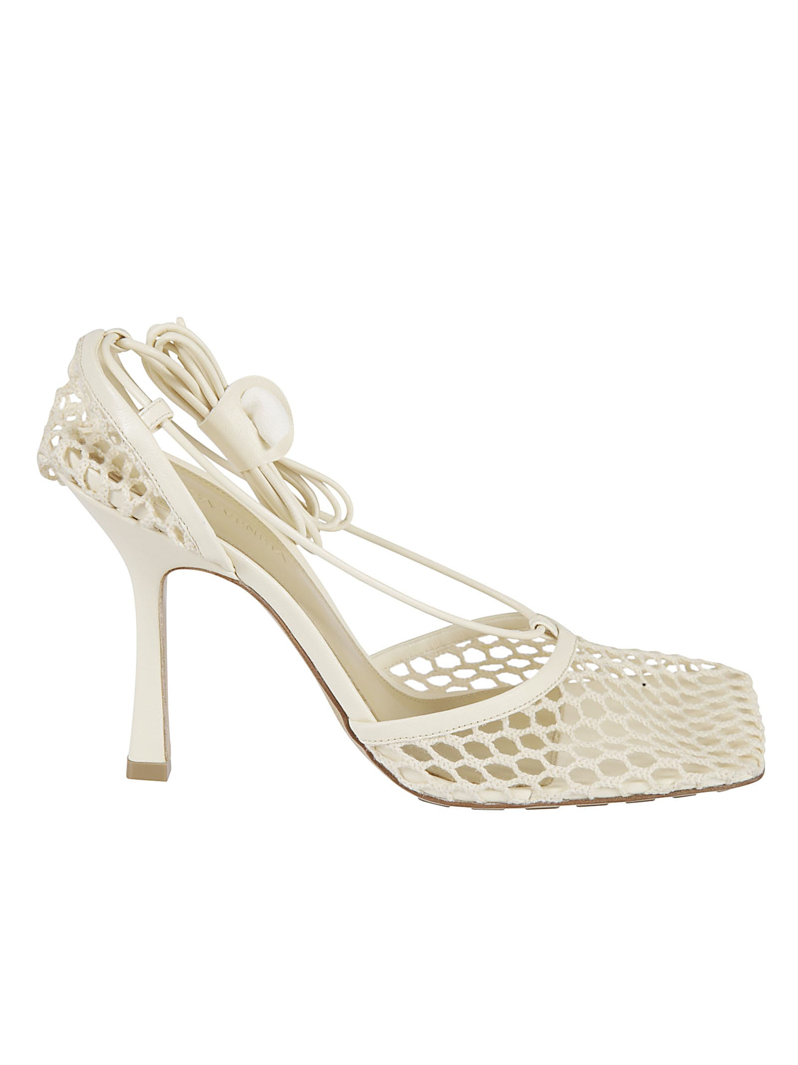 Bottega Veneta Sandals STRETCH WEB SANDALS