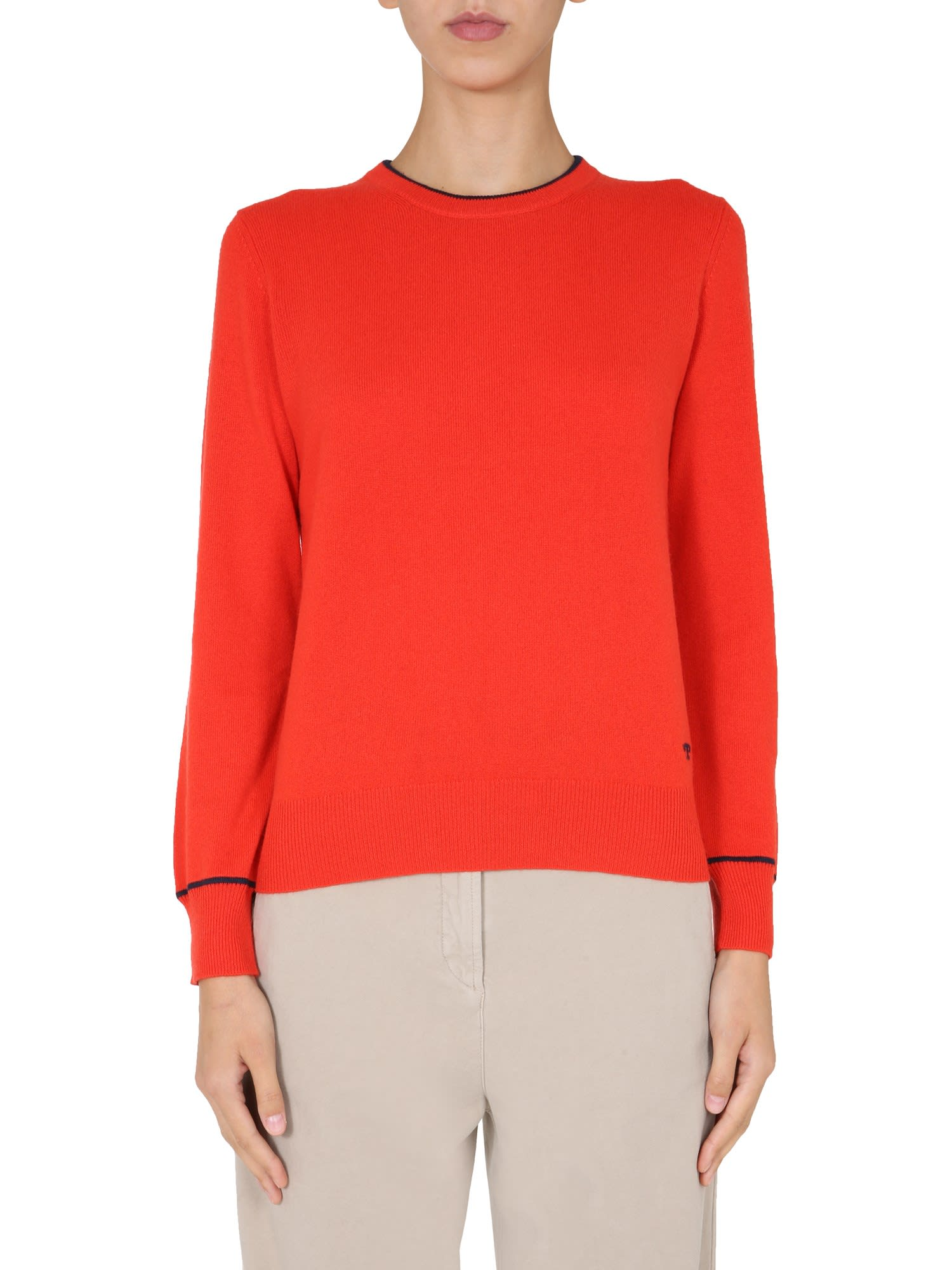 Tory Burch CREW NECK SWEATER