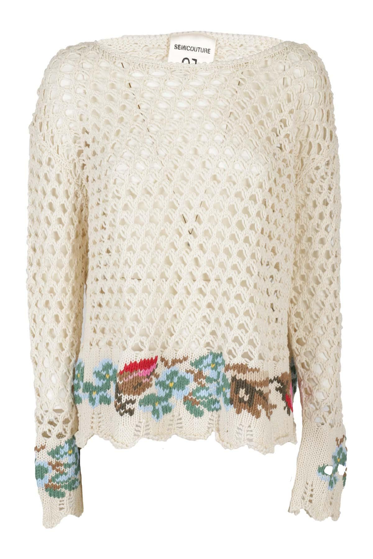 Semicouture Sweaters SWEATER