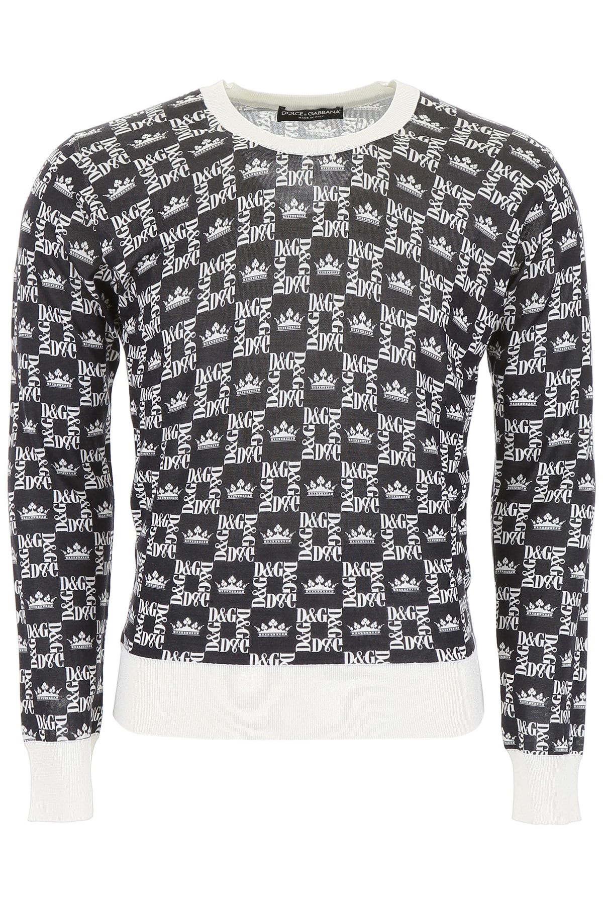 Dolce & Gabbana Logo Pullover