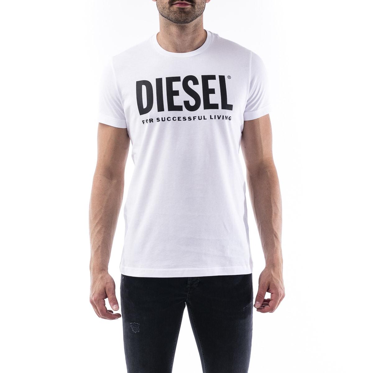 Diesel COTTON T-SHIRT