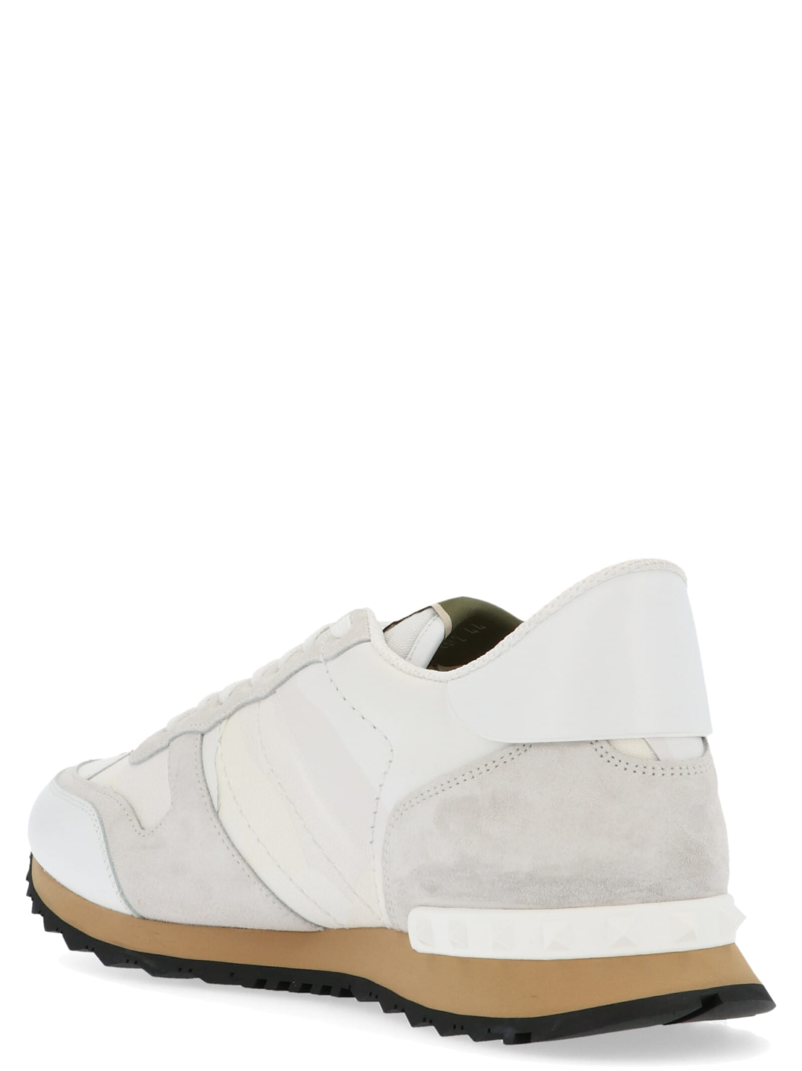 good selling huge sale excellent quality Valentino Garavani Valentino Garavani 'rockrunner' Shoes - White ...