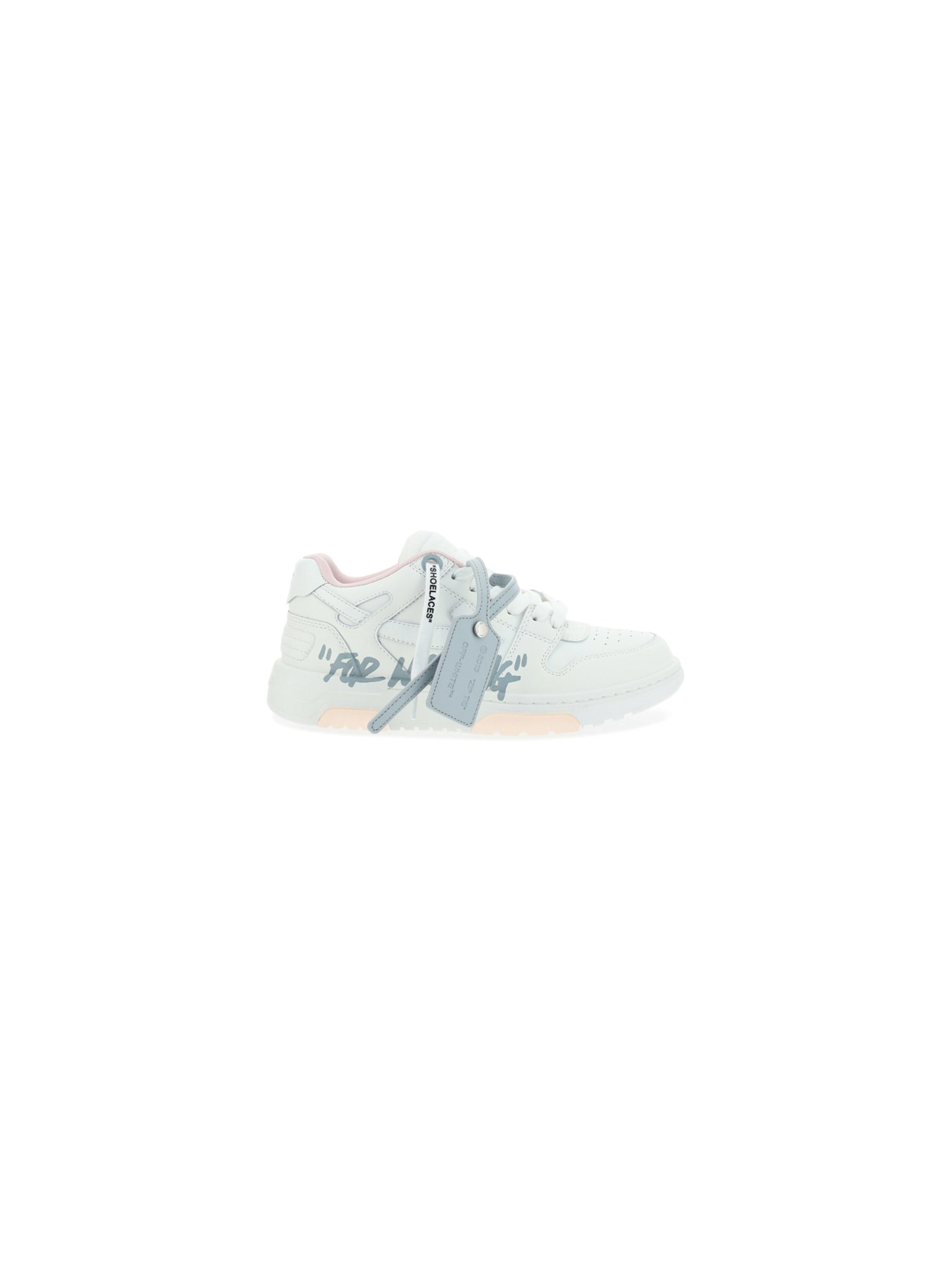 Off-White Leathers OFF WHITE SNEAKERS