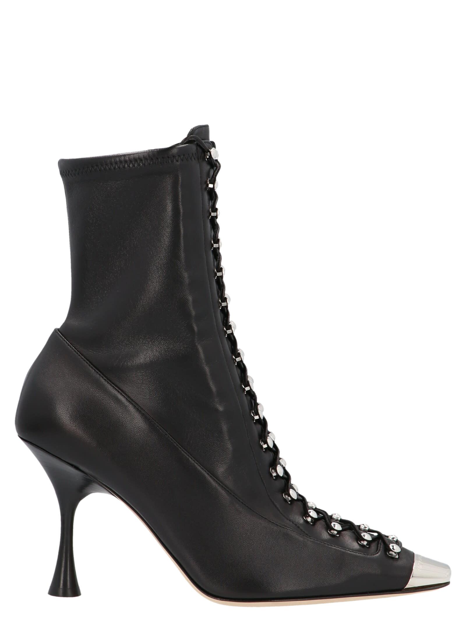 Sergio Rossi twenty Metal Shoes