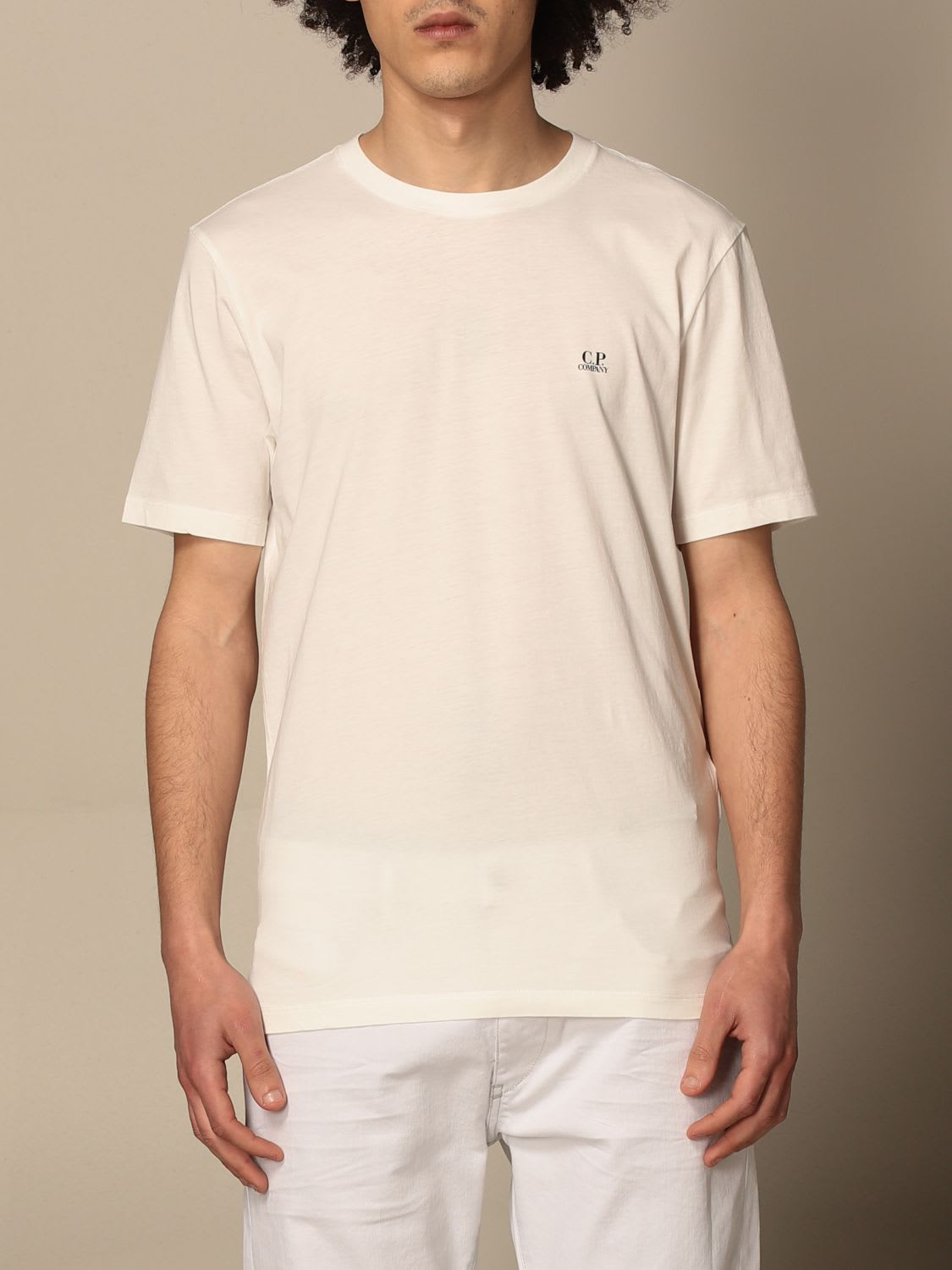 C.p. Company Cottons C.P. COMPANY T-SHIRT C.P. T-SHIRT COMPANY IN COTTON WITH PRINT