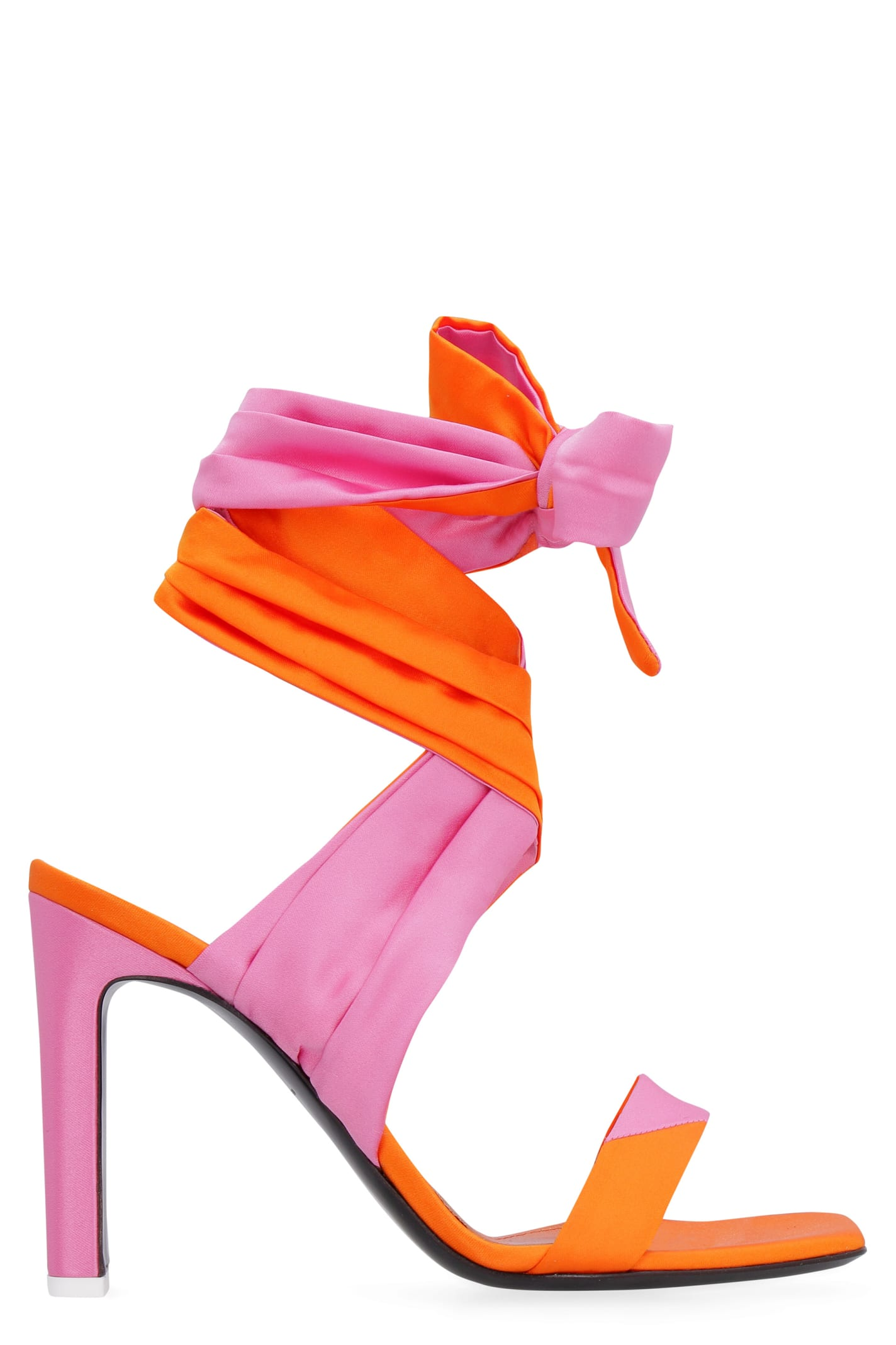 The Attico Paris Heeled Sandals
