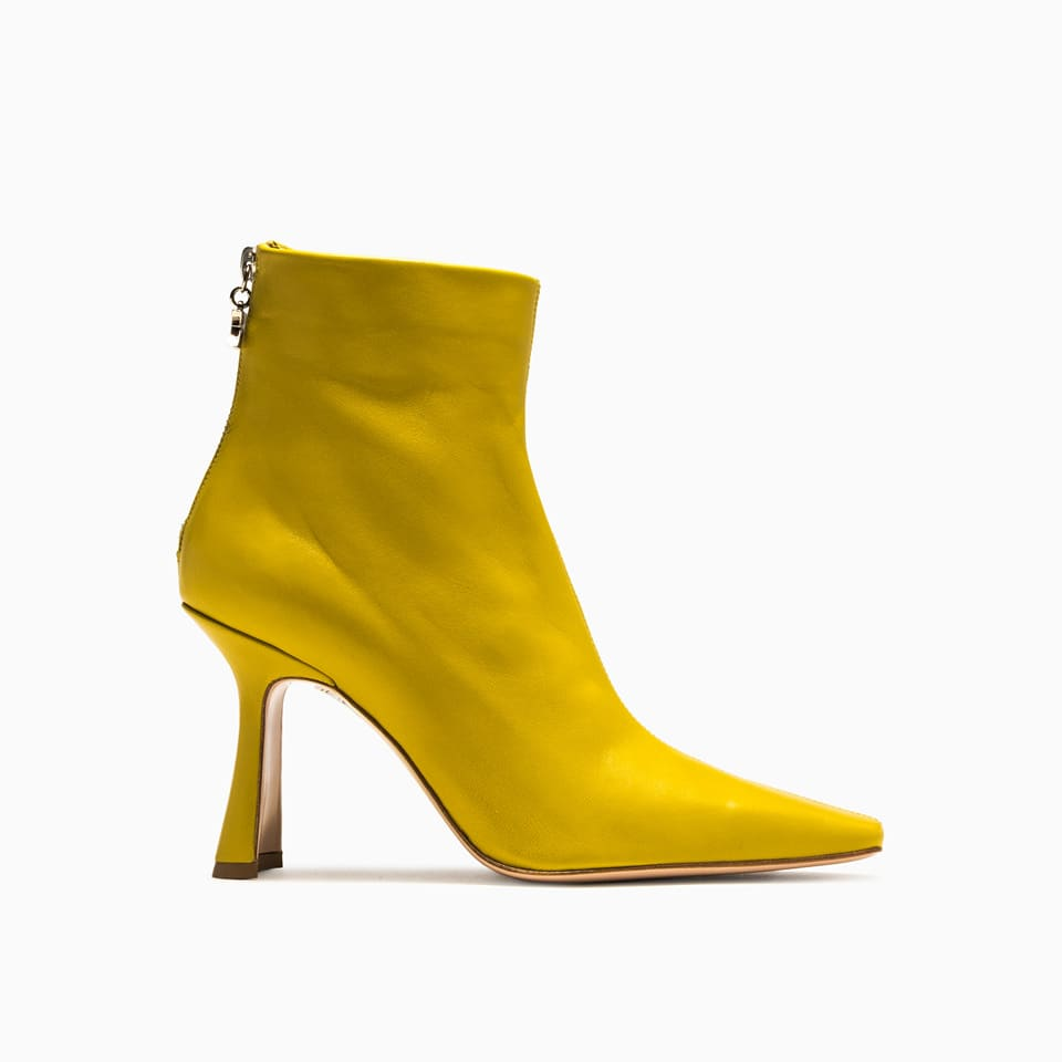 Kalliste Bootie Zip Ankle Boots Ks5519