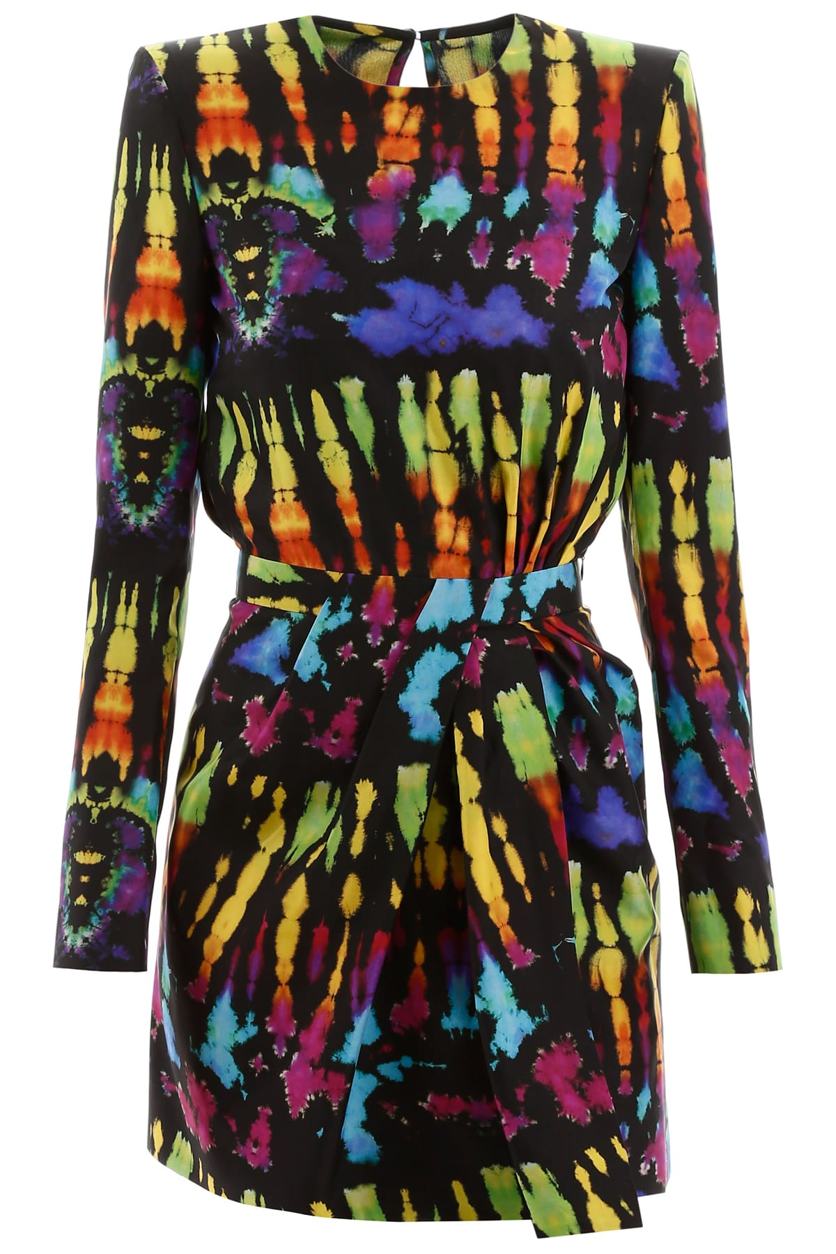 Dsquared2 Tie-dye Dress