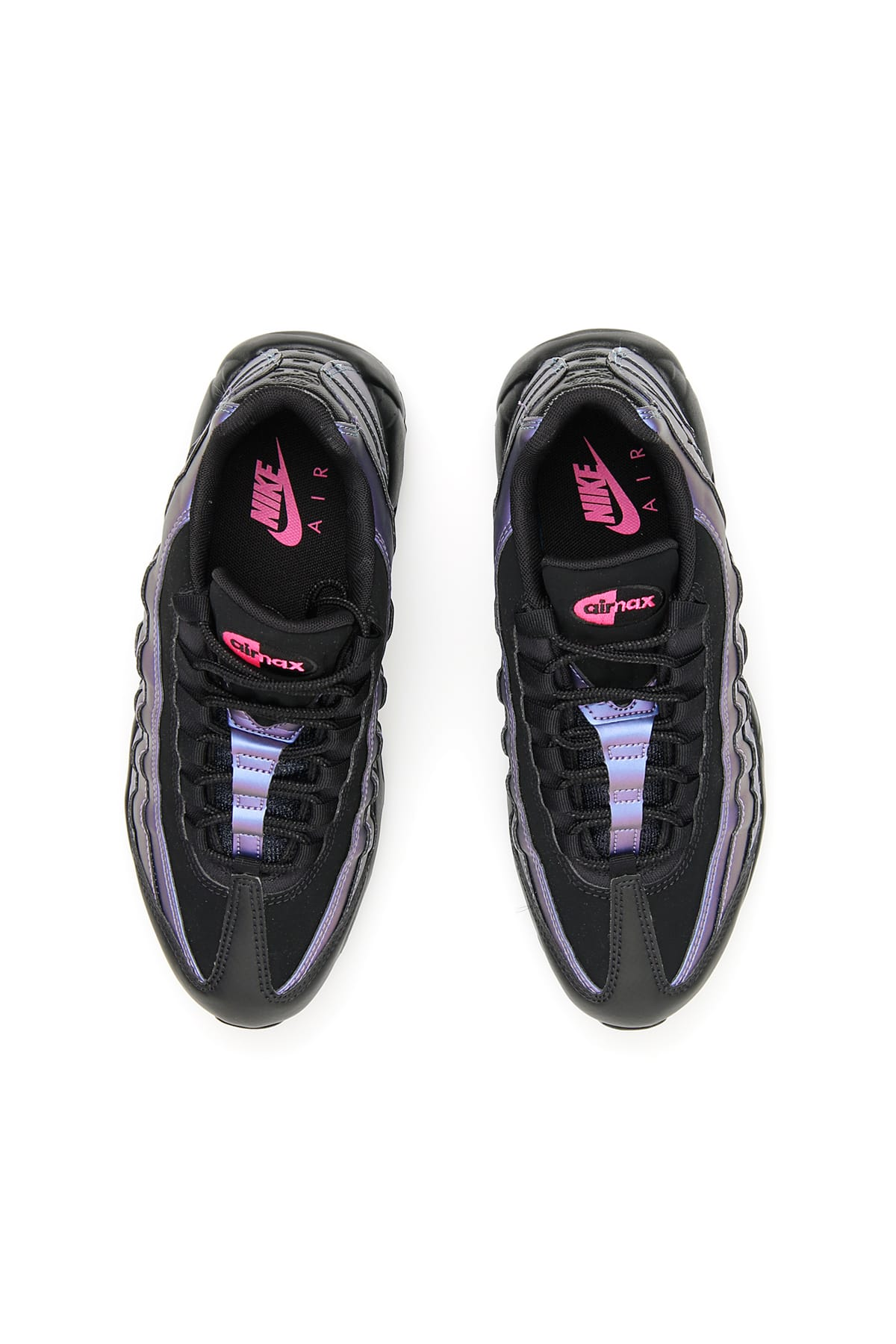 air max 95 black and purple