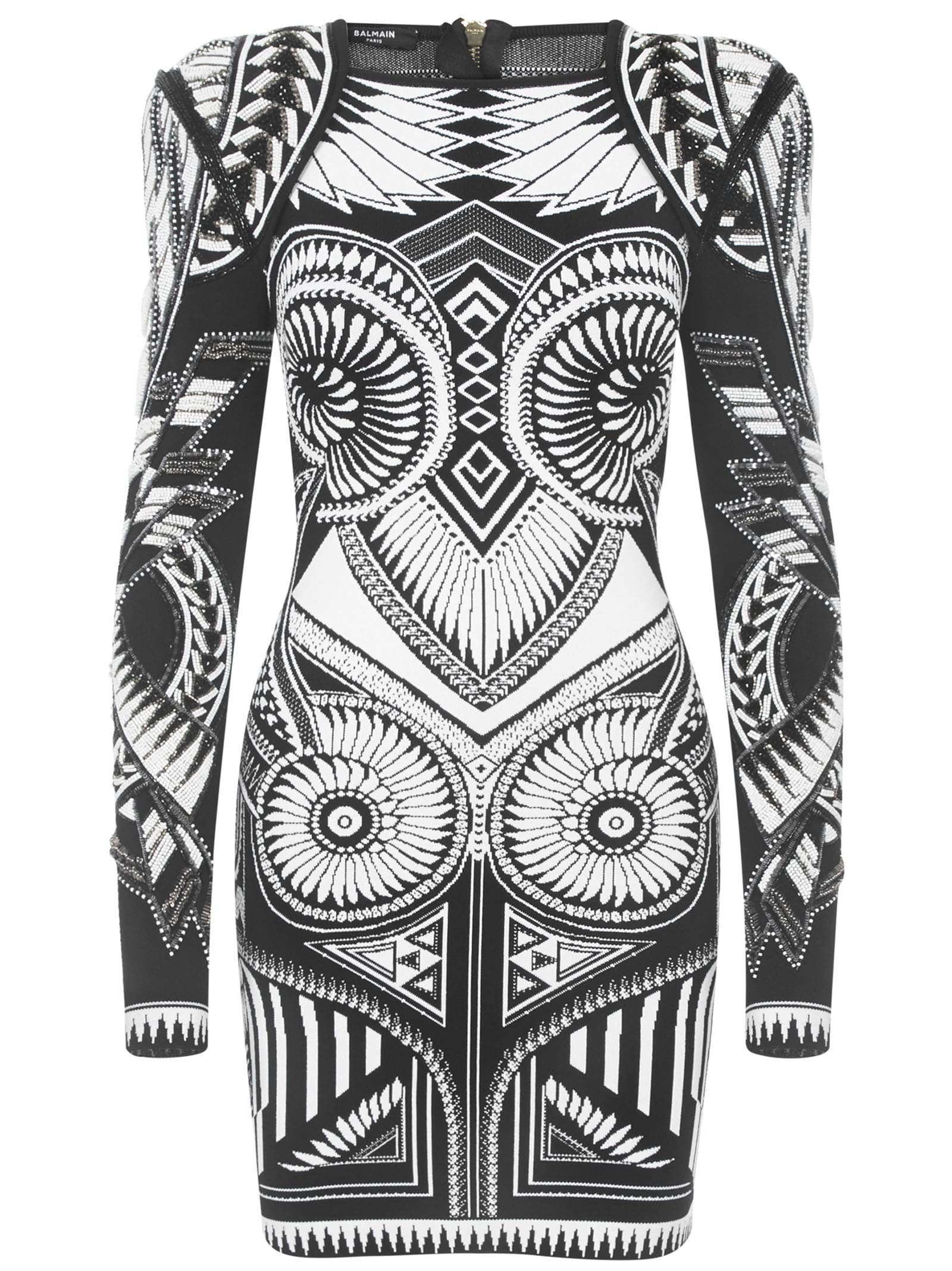 Buy Balmain Paris Dress online, shop Balmain with free shipping