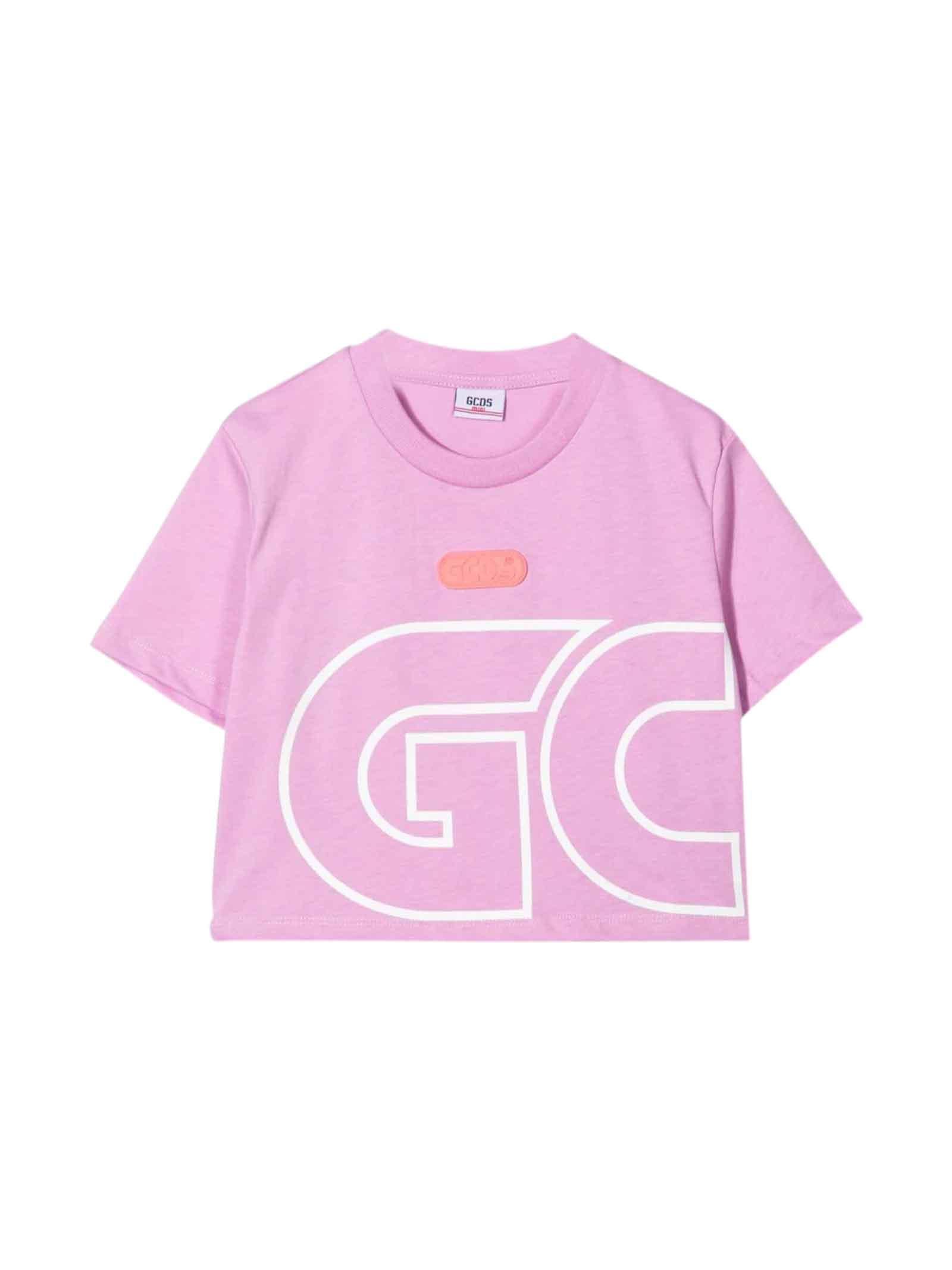 Lilac Teen T-shirt