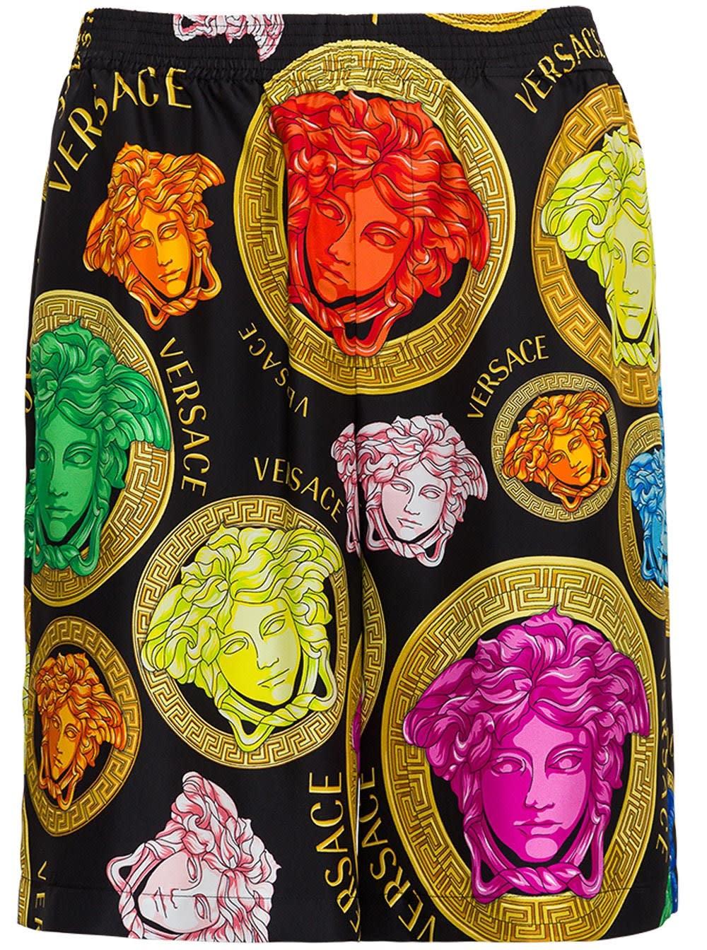 Versace PANTALONI SHORTS