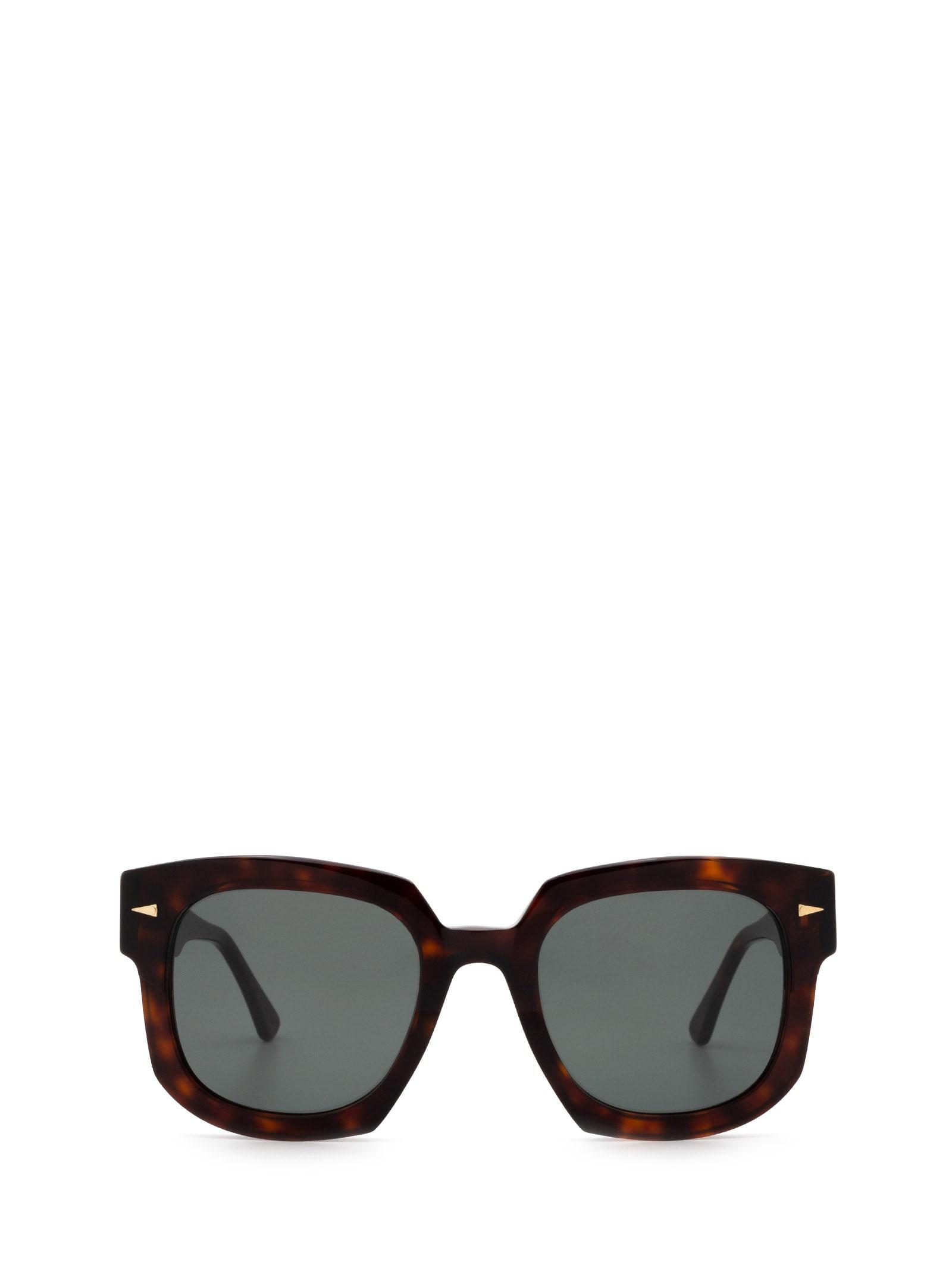 AHLEM Ahlem Vivienne Light Turtle Sunglasses