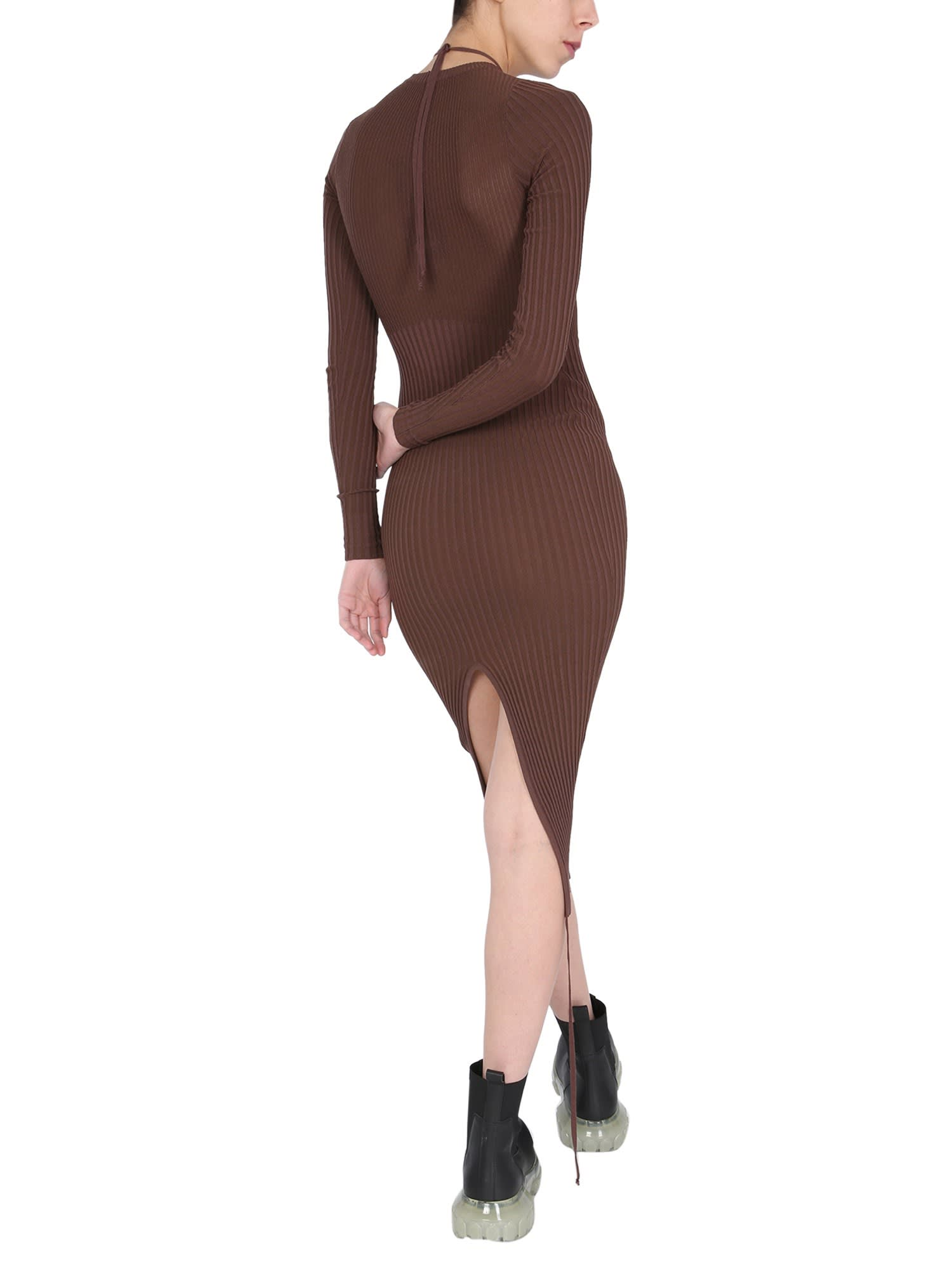 Dress With Cut Out Detail