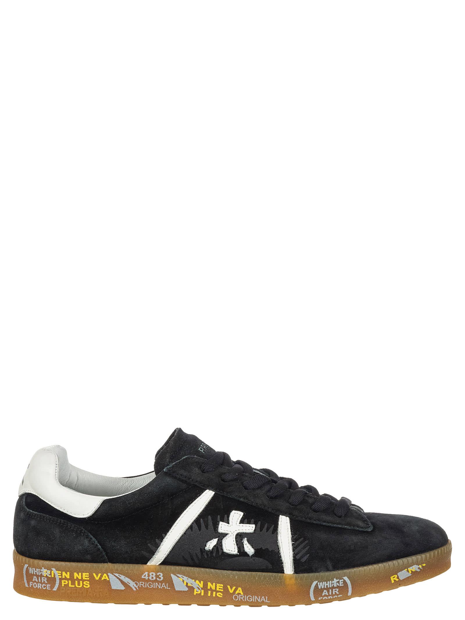 super popolare 5f1cd c9f1b Premiata Andy Suede Sneakers