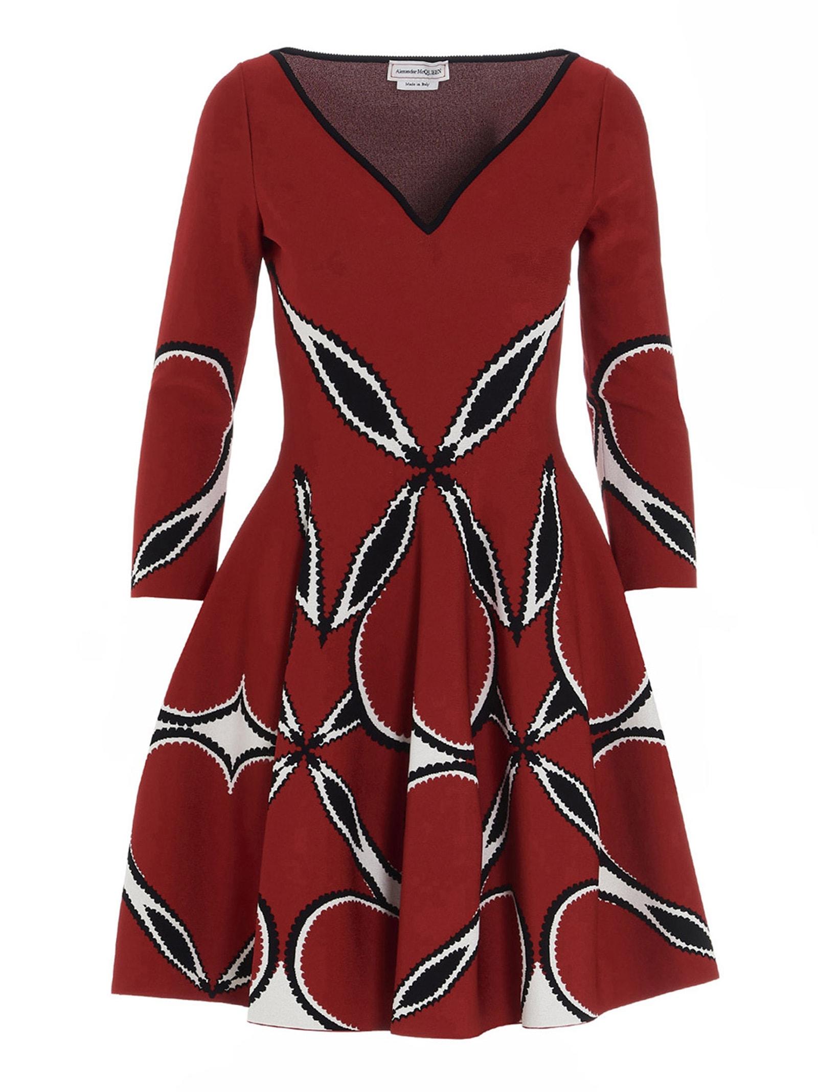 Alexander Mcqueen heart Dress
