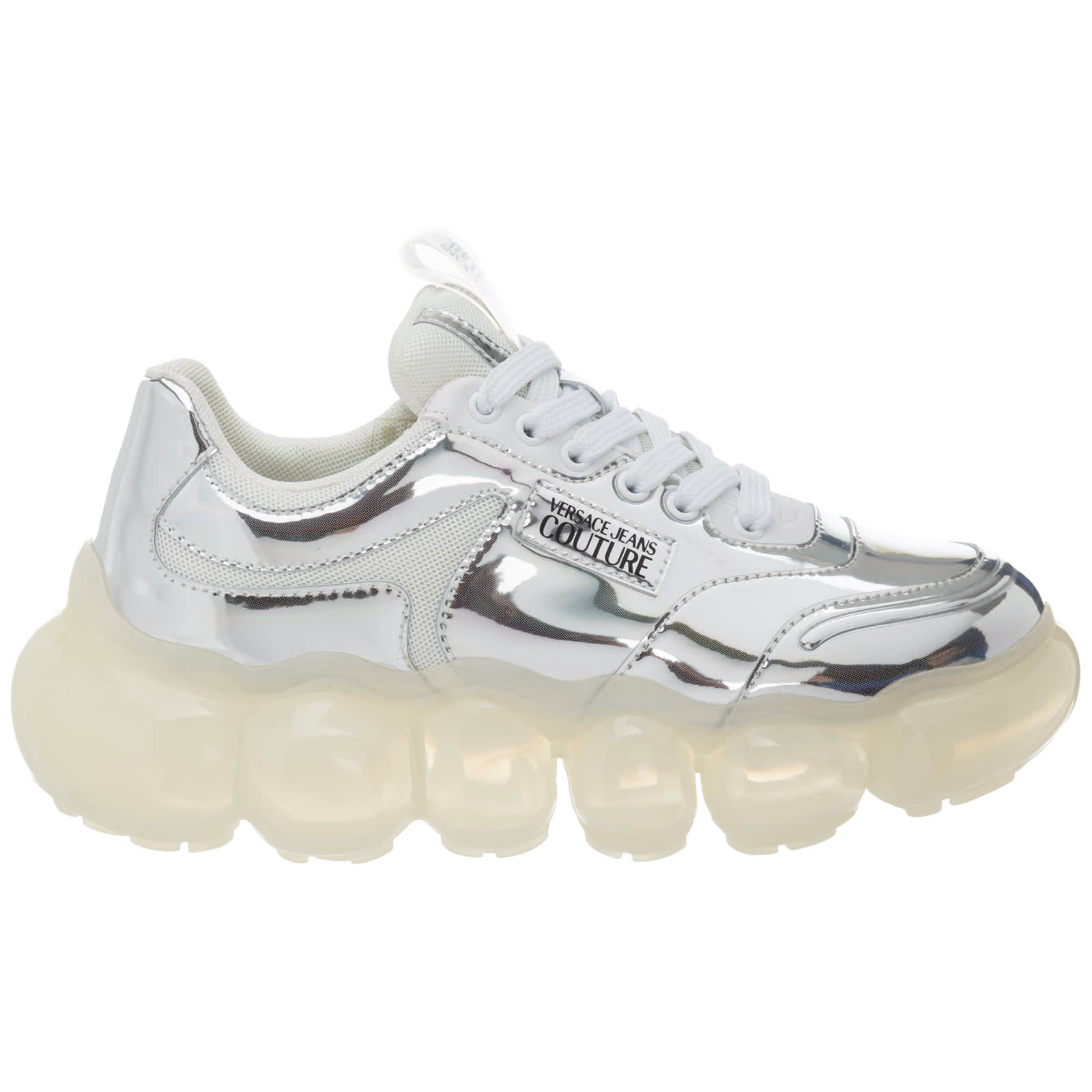 Versace Jeans Couture Chunky heels LOGO SNEAKERS