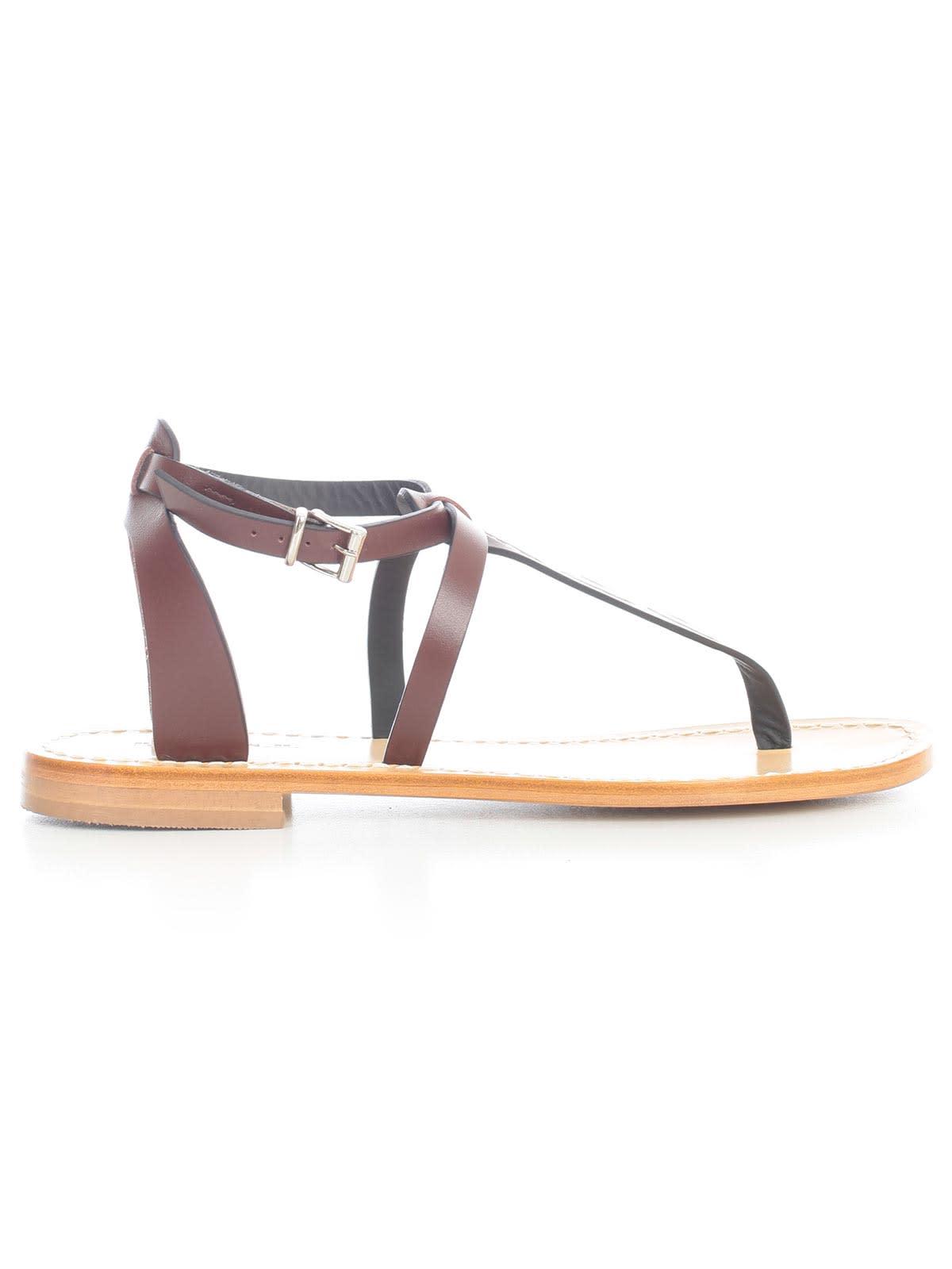 Parosh Sandals Flip Flops