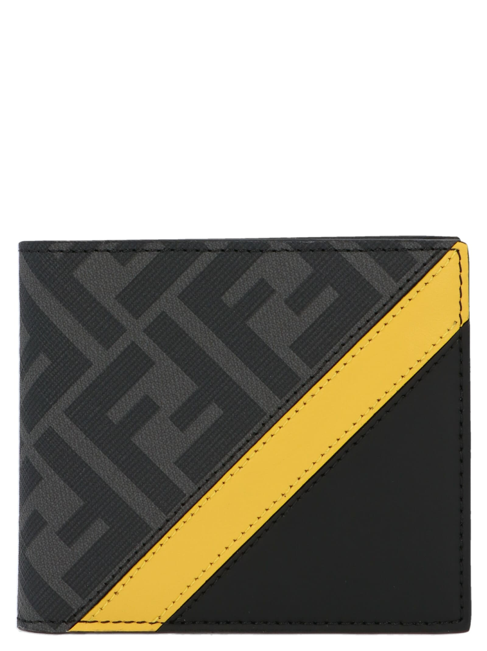Fendi FF DIAGONAL WALLET